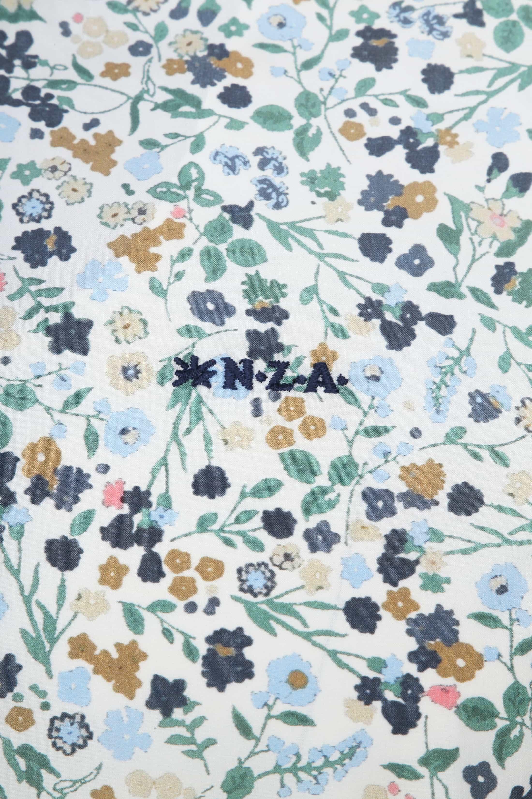 NZA Casual Overhemd Kapitea Flower foto 2