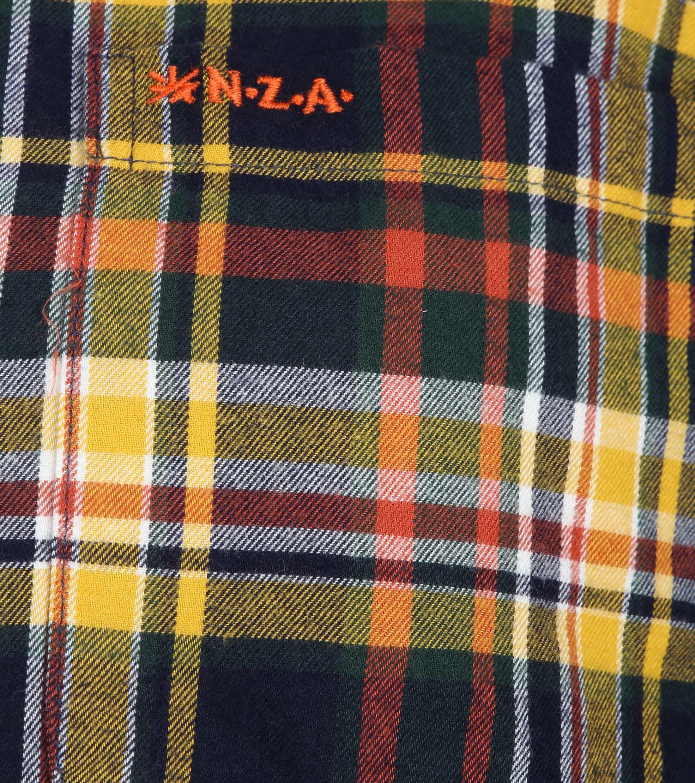 NZA Casual Overhemd Matihetihe Ruit foto 2