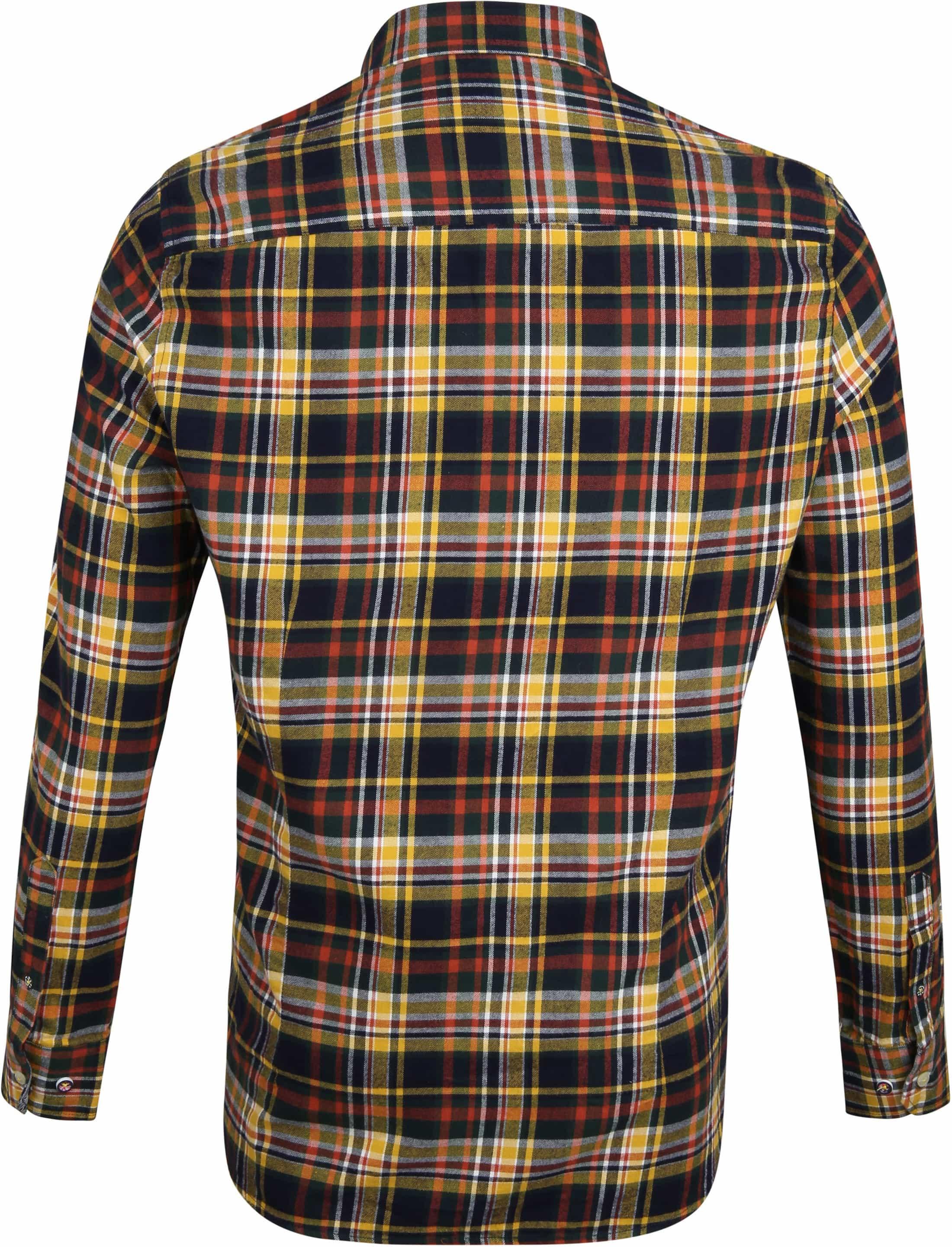 NZA Casual Overhemd Matihetihe Ruit foto 4