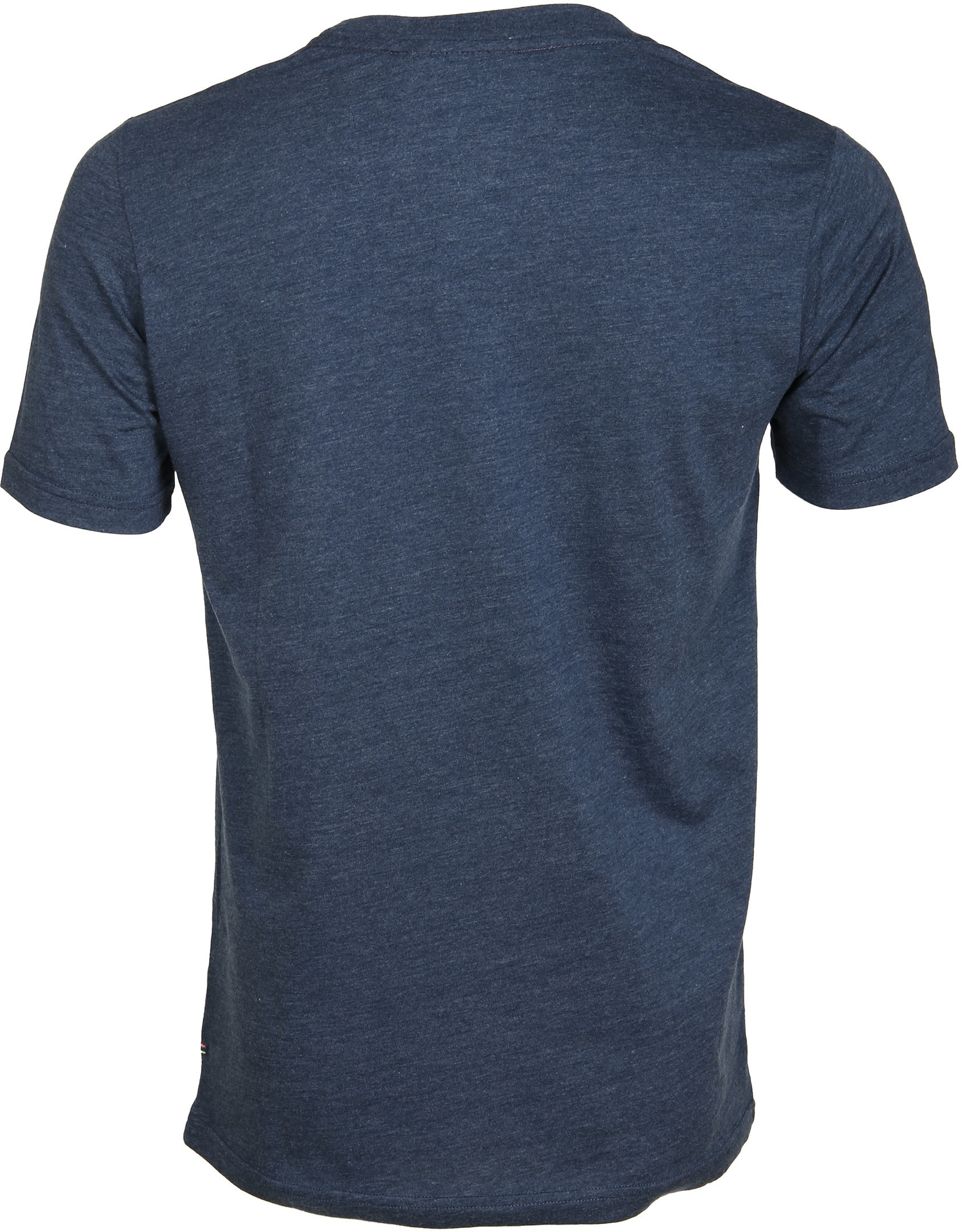NZA Dampier T-shirt Dunkelblau foto 2