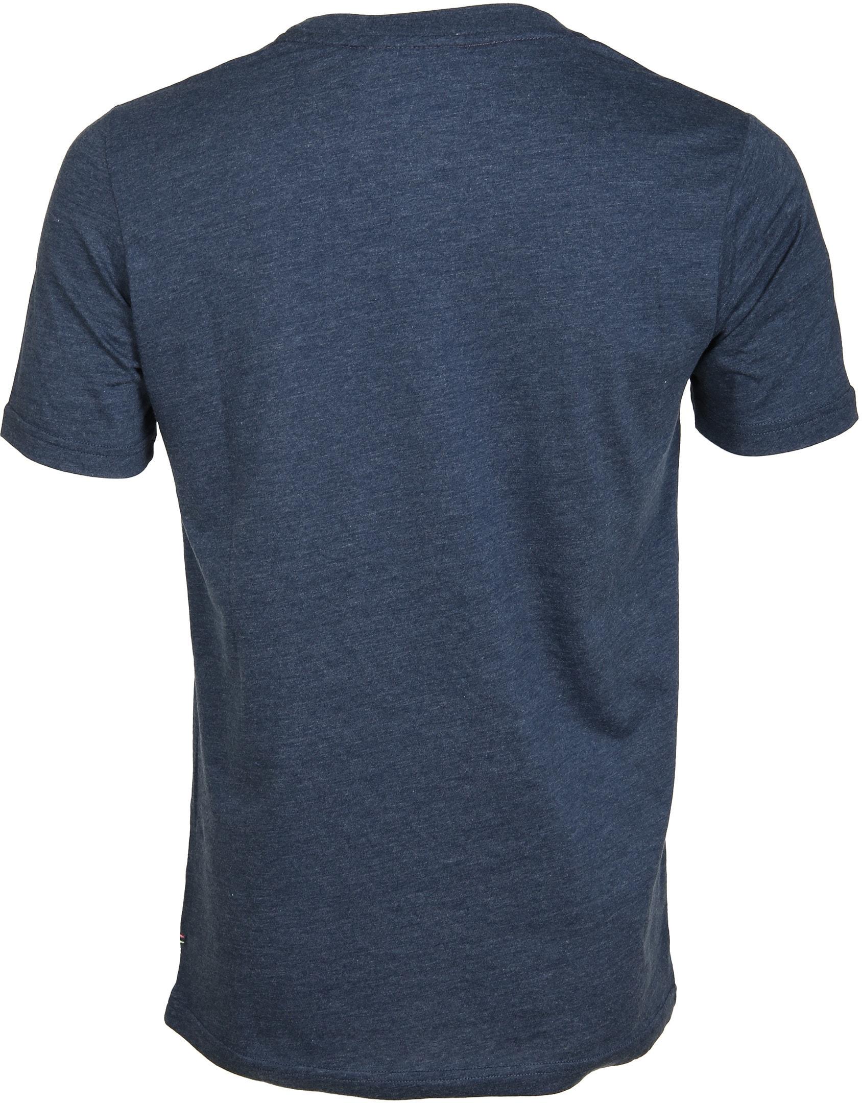 NZA Dampier T-shirt Navy foto 2