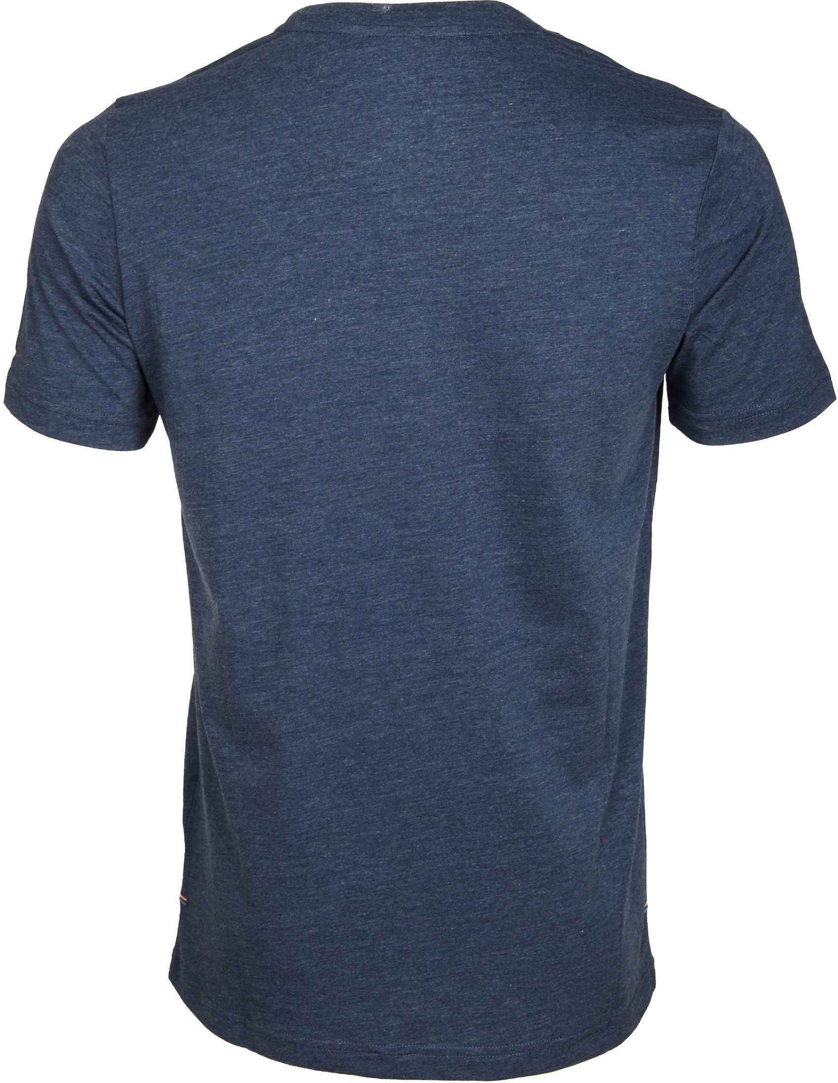 NZA Hapuka T-shirt Dunkelblau foto 2