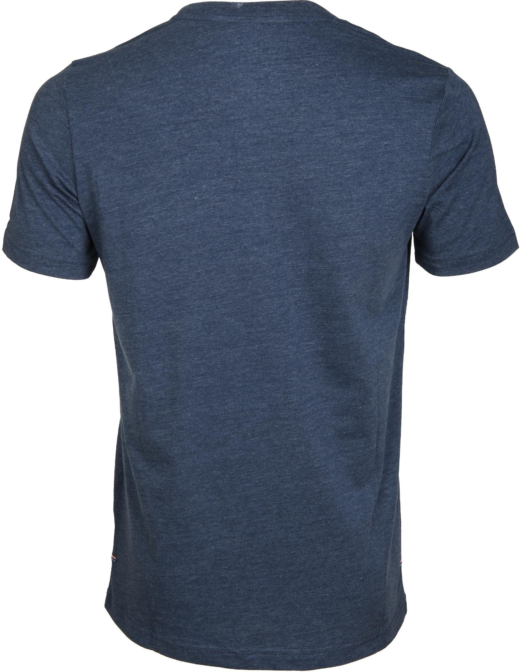 NZA Hapuka T-shirt Navy foto 2