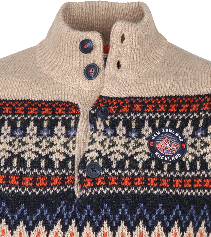 NZA Macarthur Mocker Sweater Beige