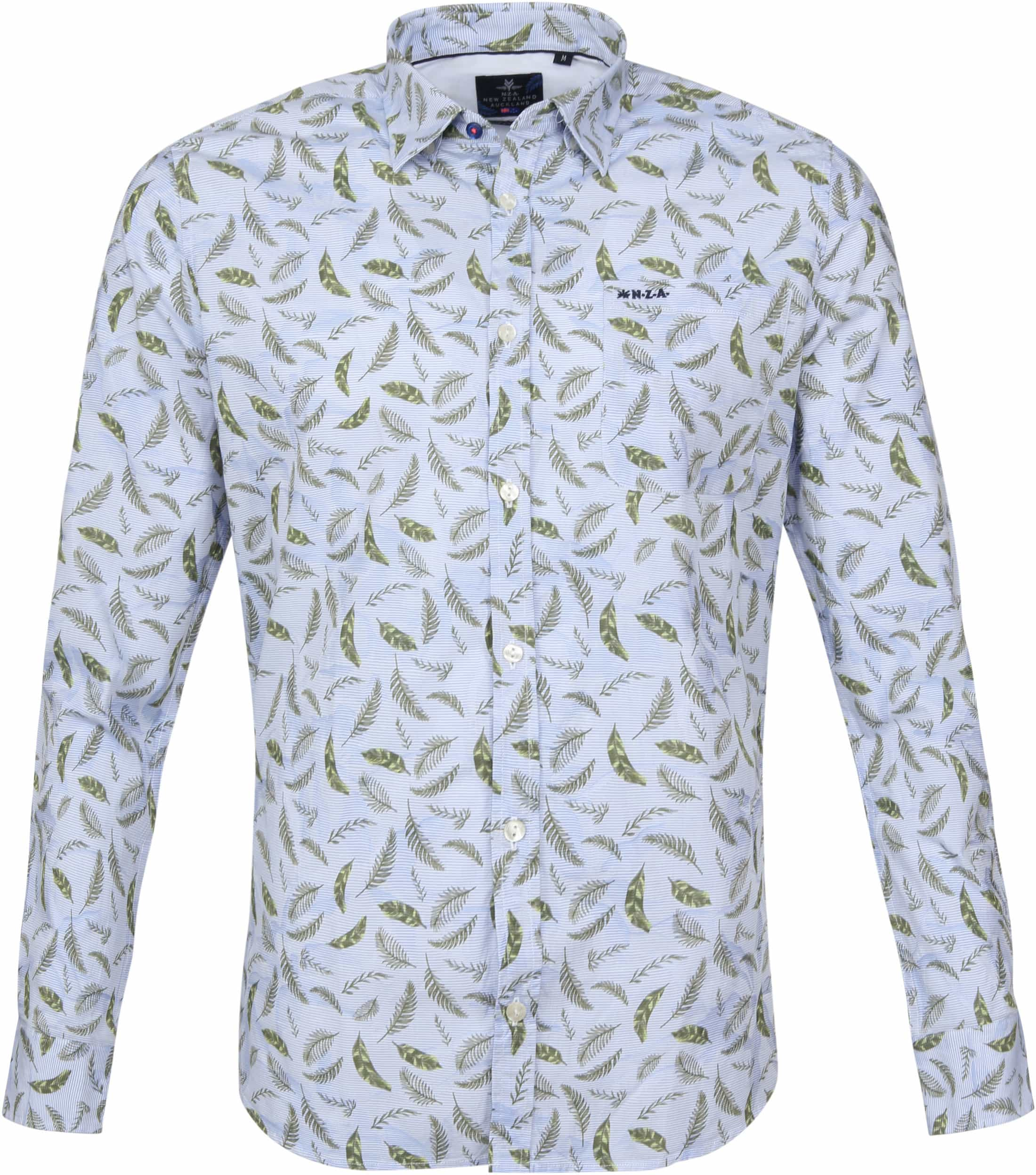 NZA Overhemd Hauroko  foto 0