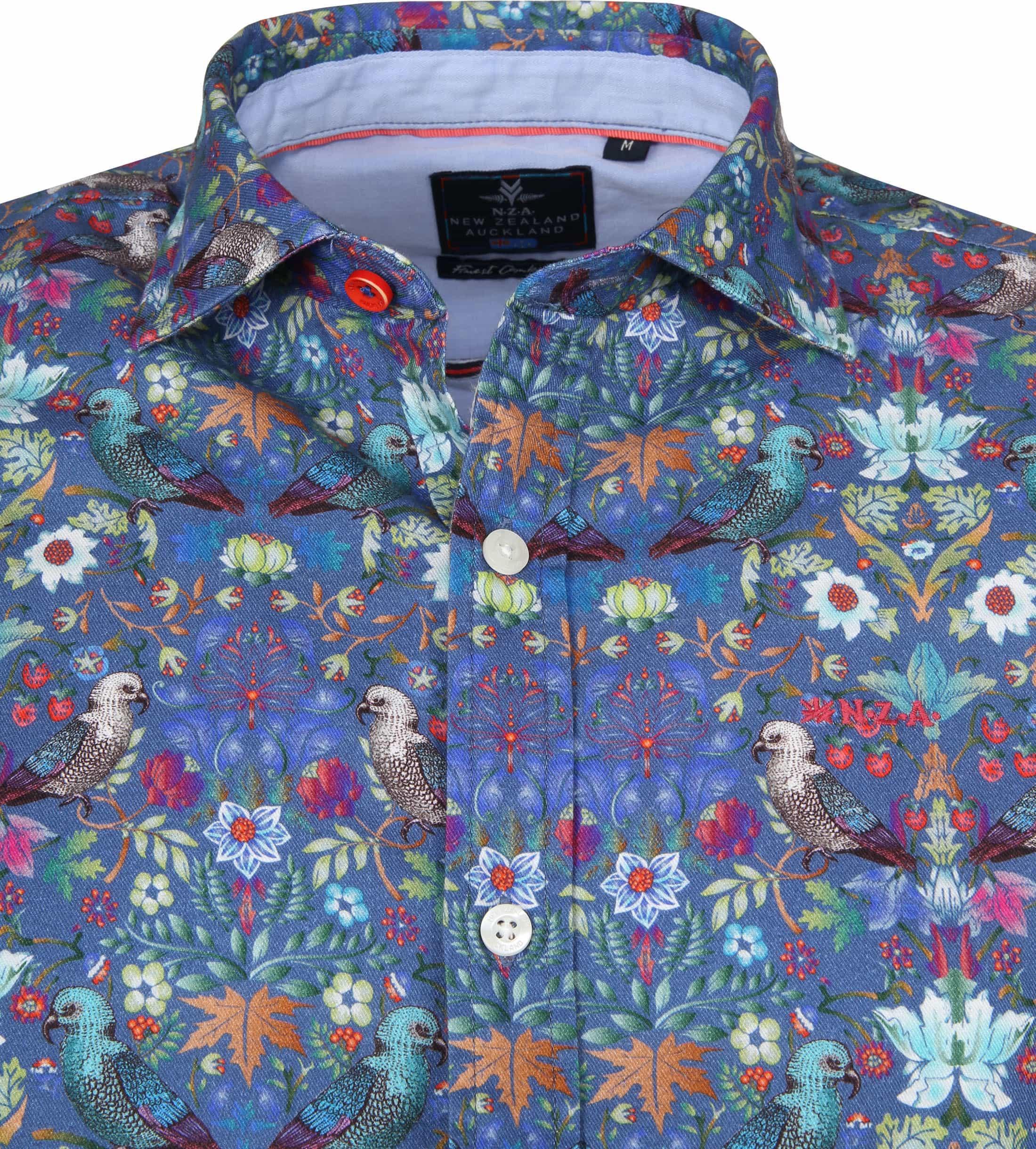 NZA Overhemd Karioi foto 2