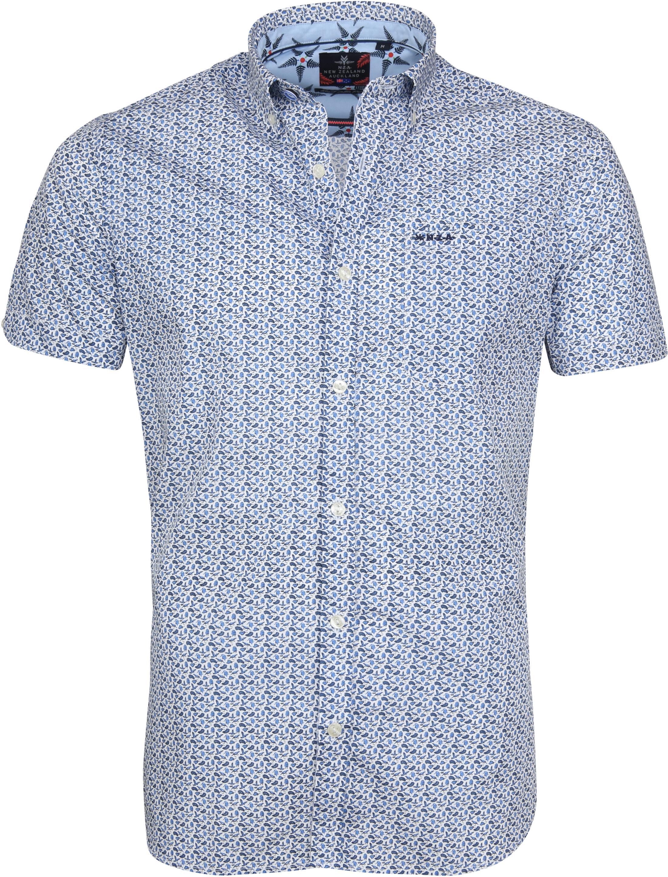 NZA Overhemd Shortsleeve Paparoa foto 0