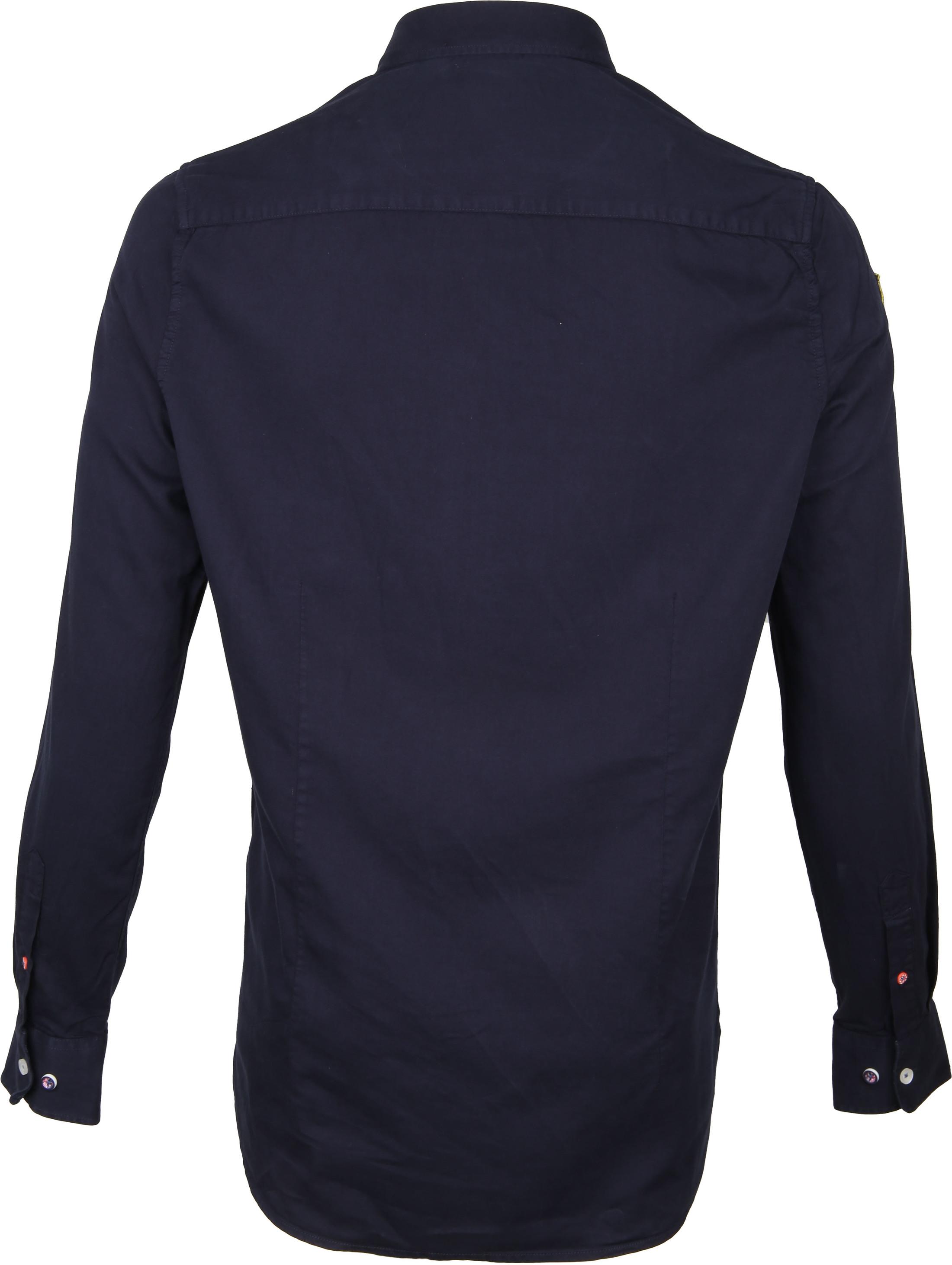 NZA Overhemd Tapuaeroa Navy