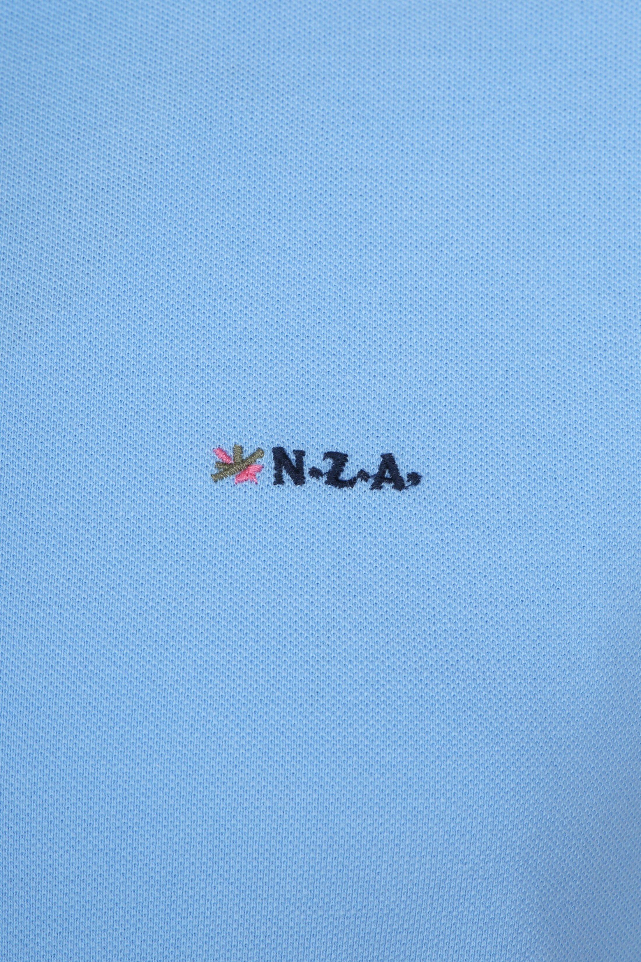 NZA Polo Waiapu Lichtblauw foto 2