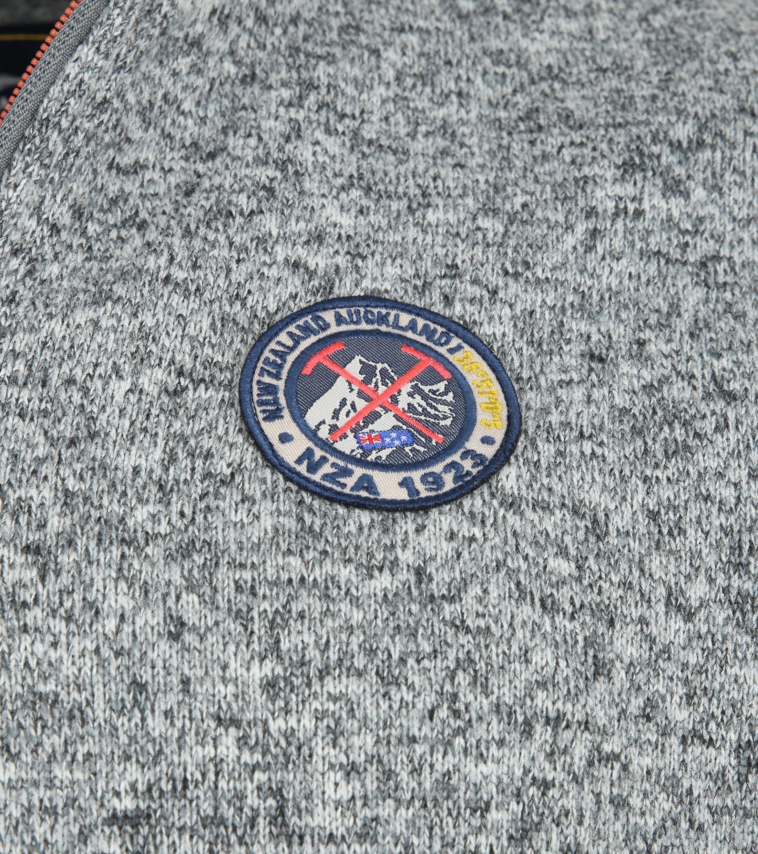 NZA Pullover Coromand Grey foto 2