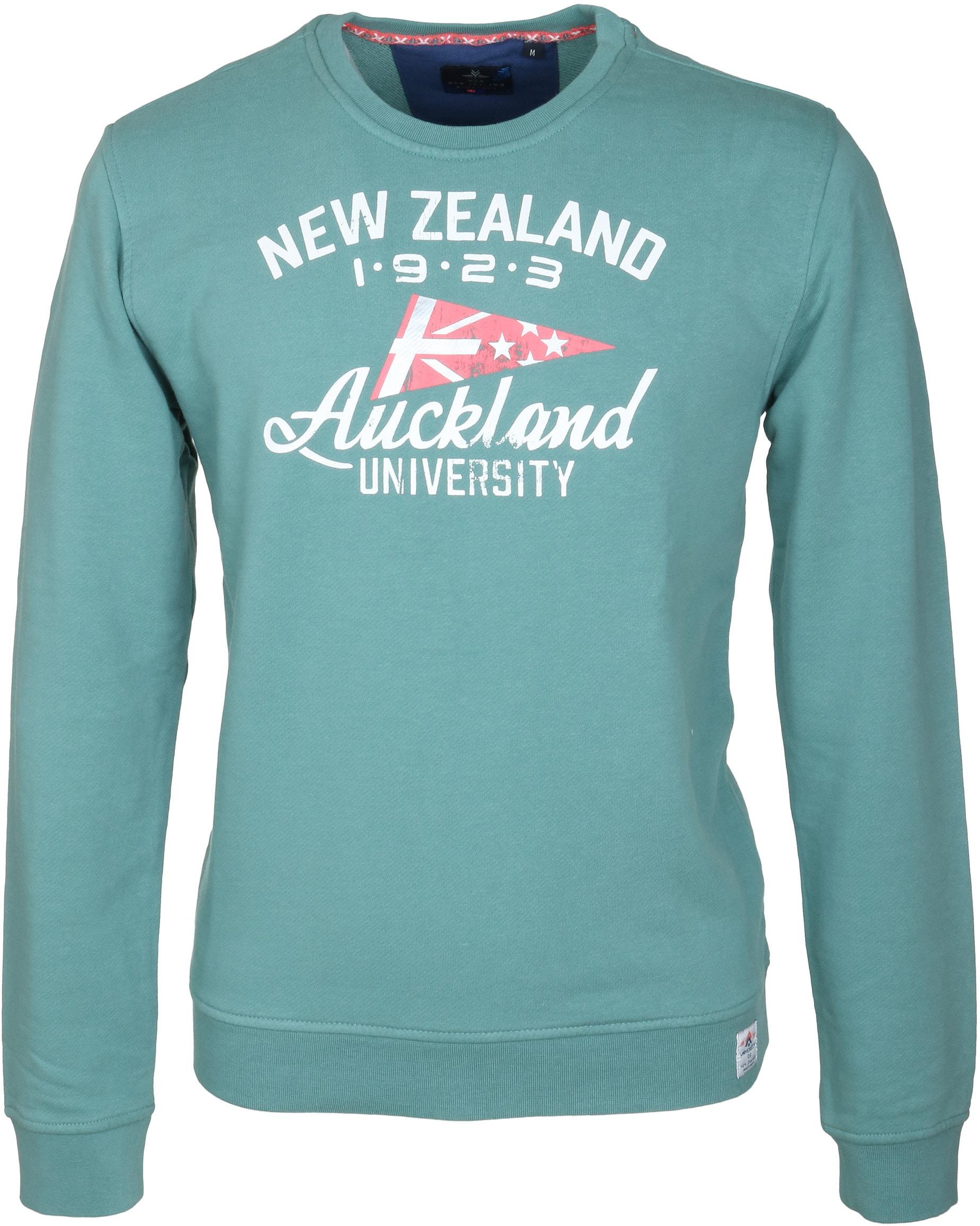 NZA Pullover Grün foto 0