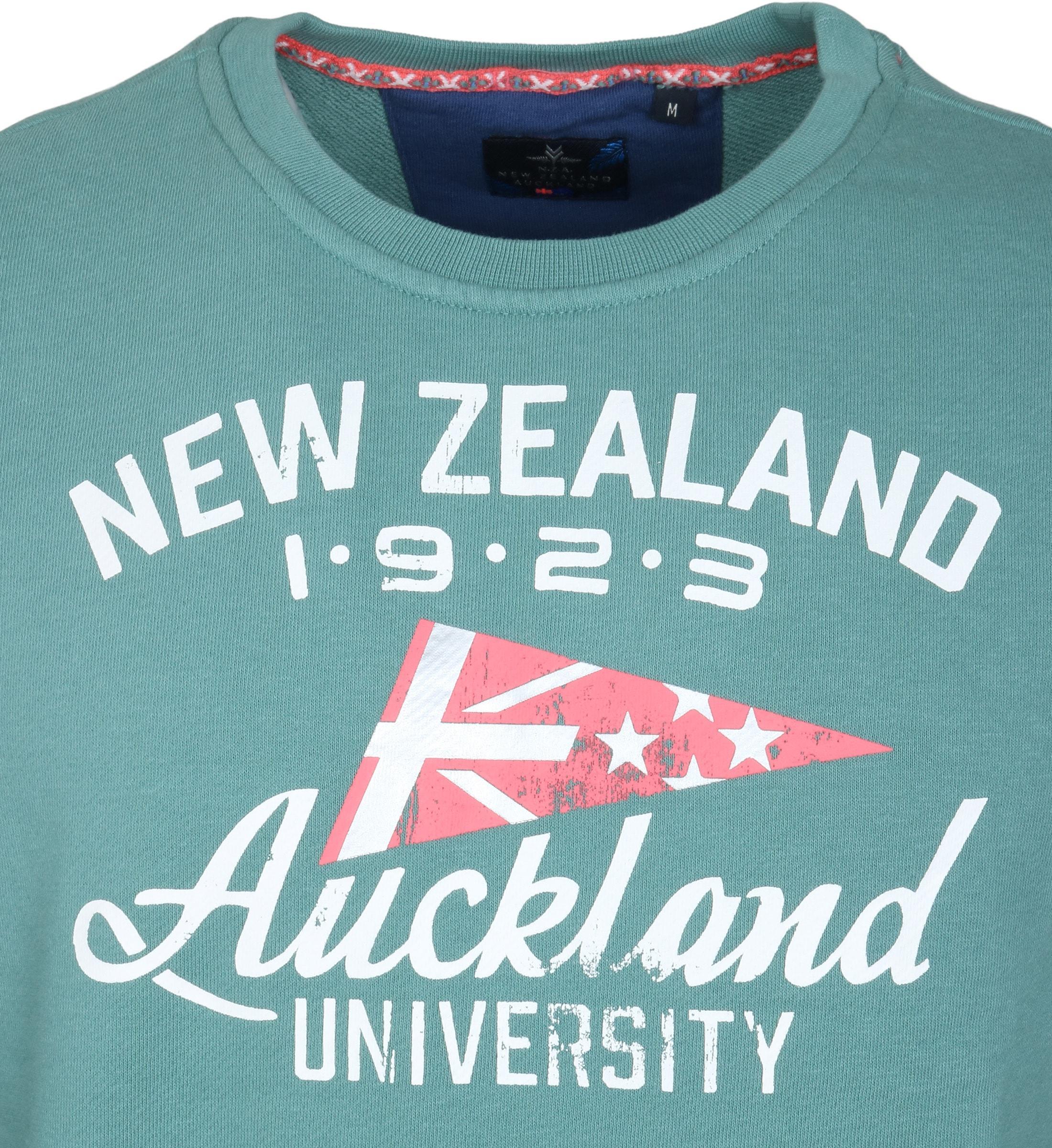 NZA Pullover Grün foto 1