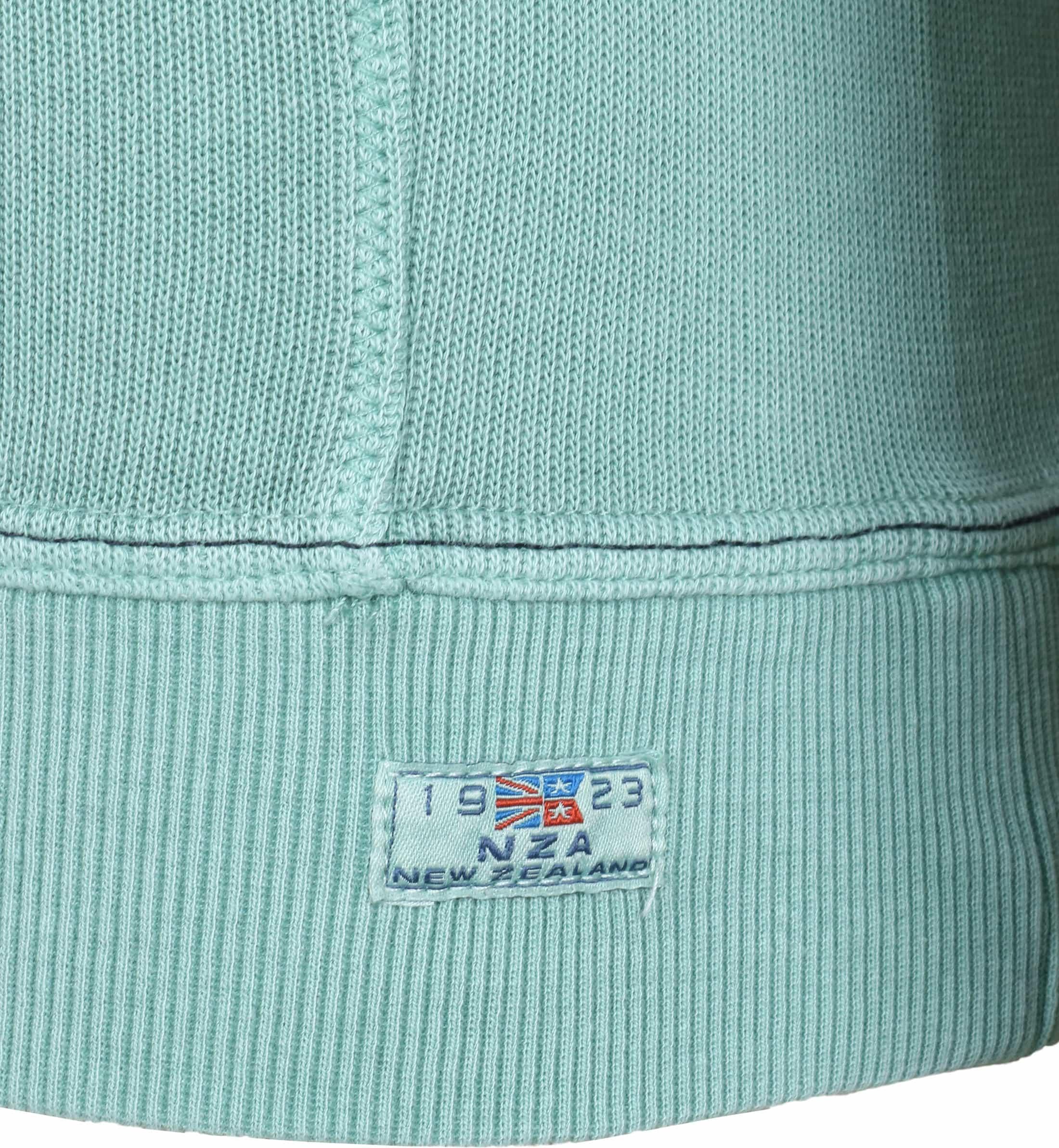 NZA Pullover Reißverschluss Grün foto 2
