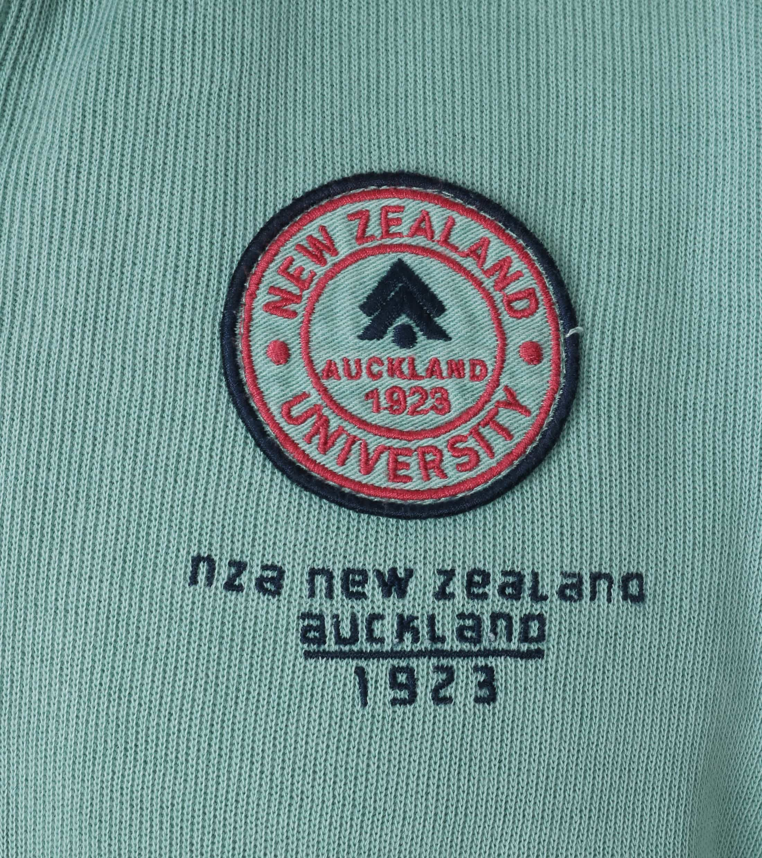 NZA Pullover Reißverschluss Grün foto 3