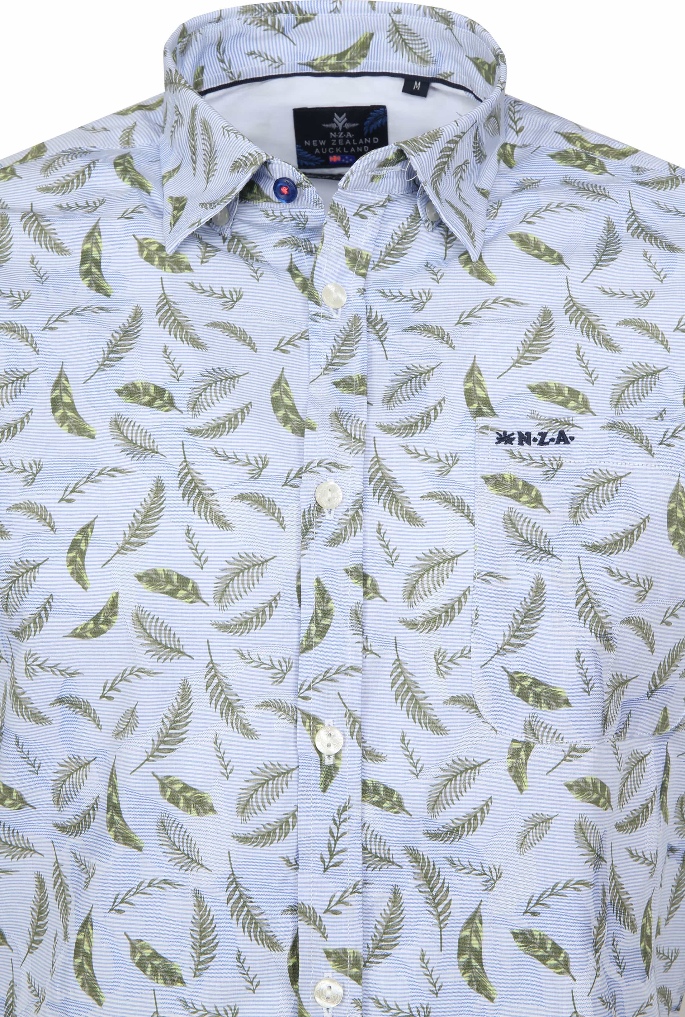 NZA Shirt Hauroko foto 2