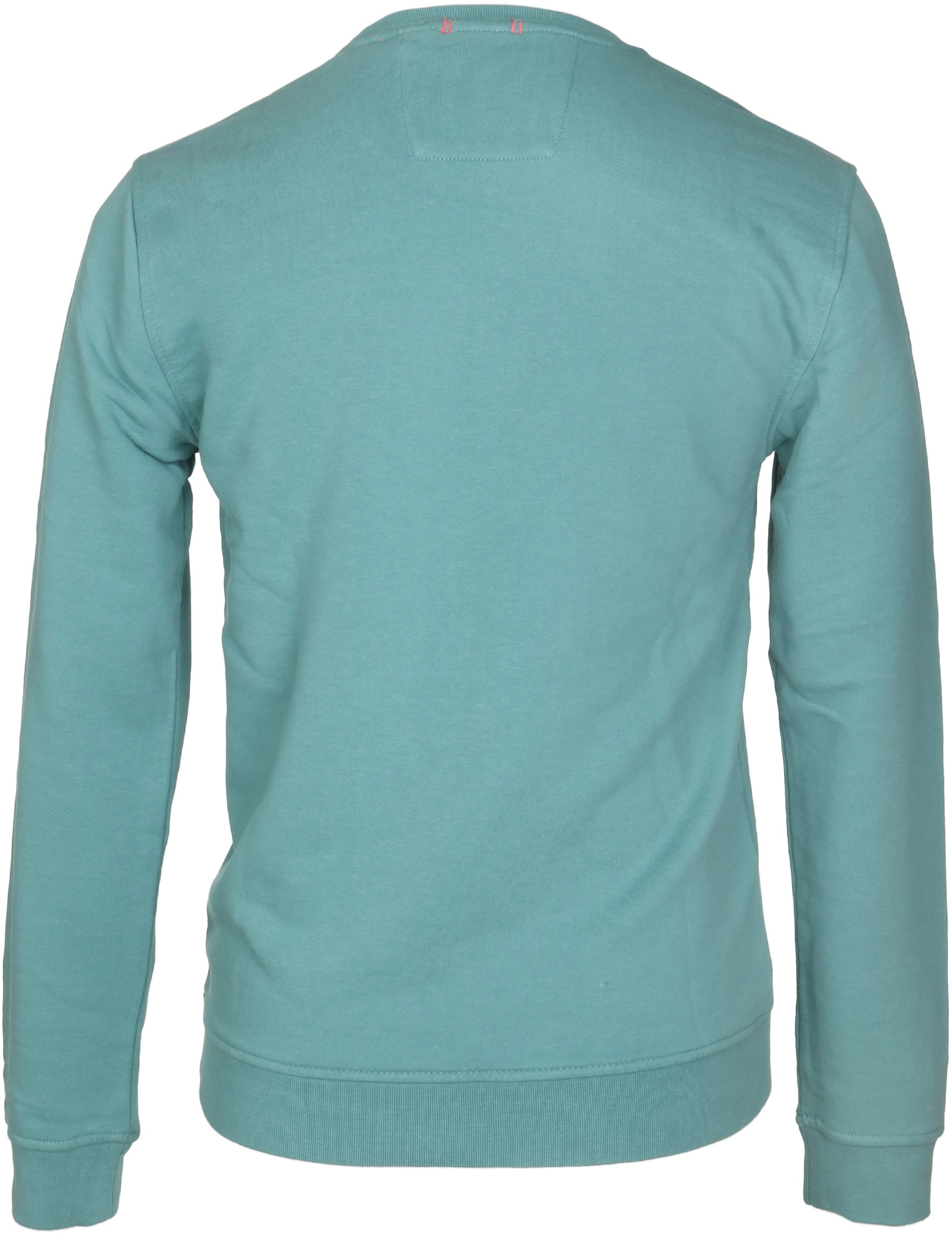 NZA Sweater Groen foto 3