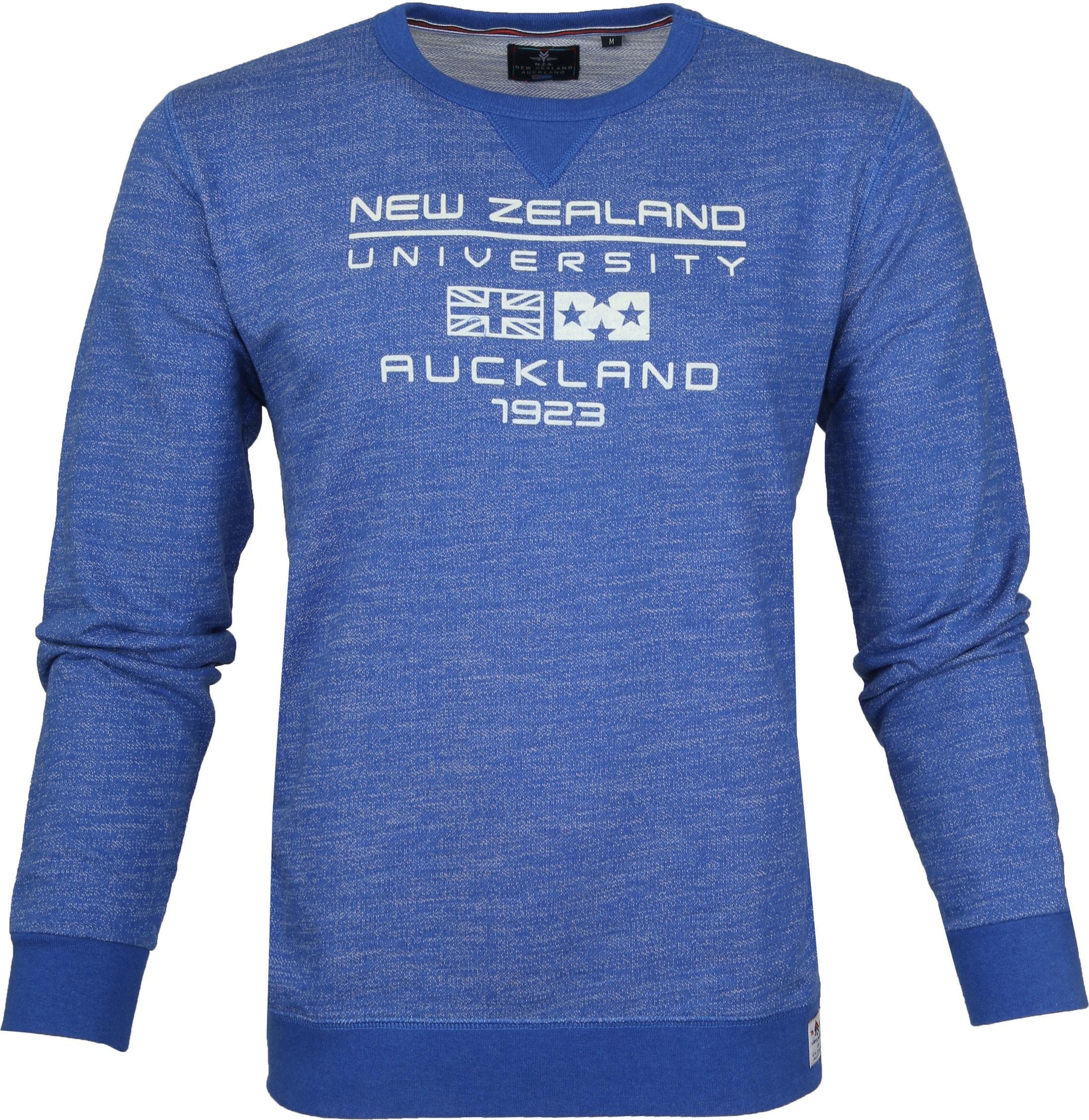 NZA Sweater Hawdon Blue foto 0