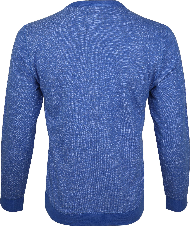 NZA Sweater Hawdon Blue foto 2