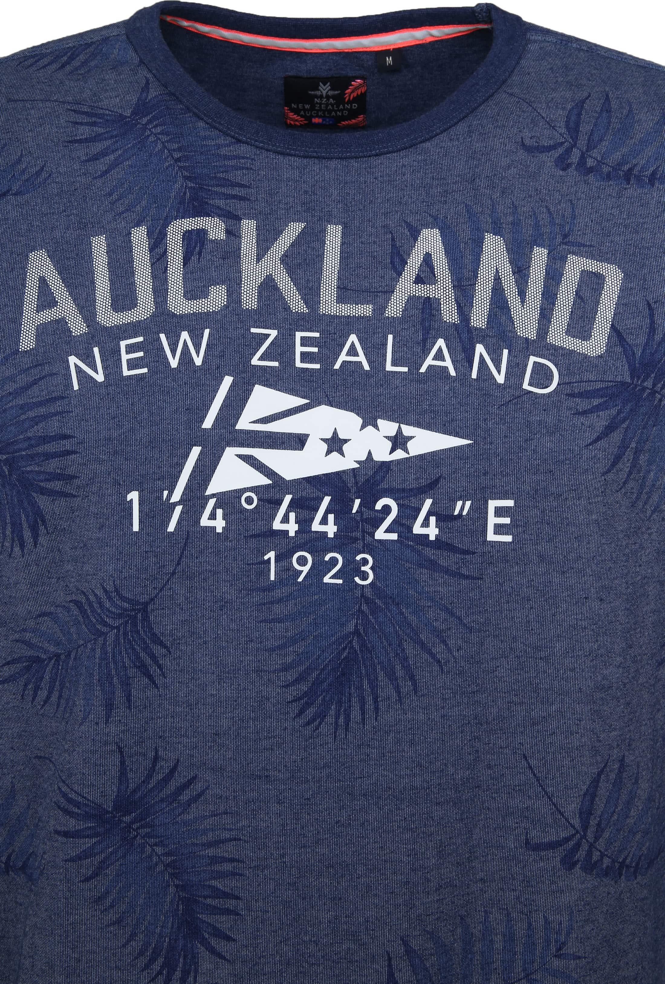 NZA Sweater Tahakopa Blue foto 1