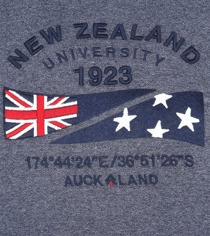 NZA Sweater Tauraroa Navy foto 1
