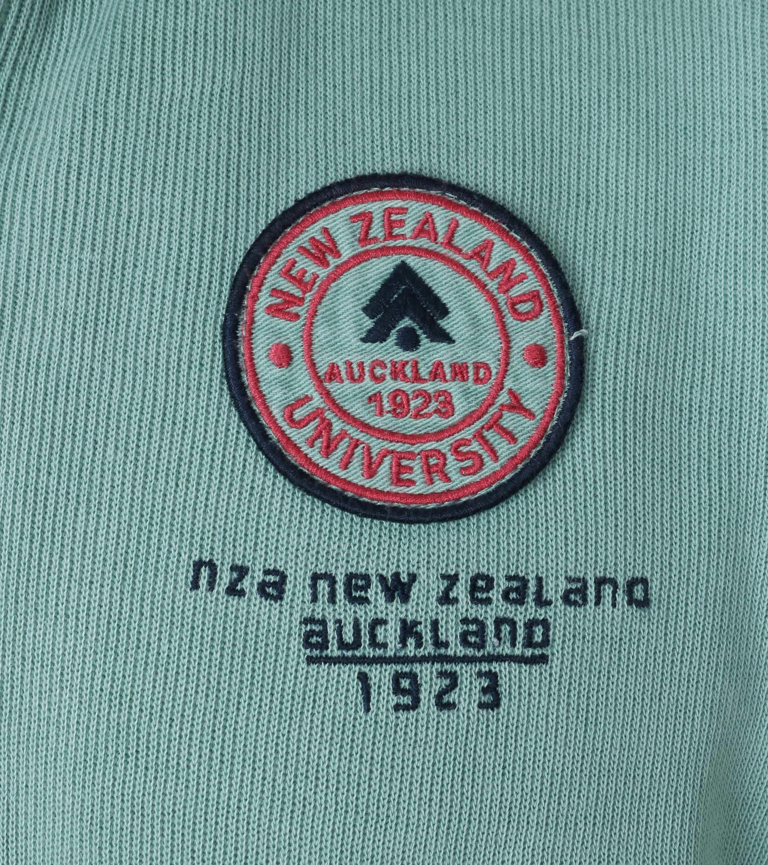 NZA Trui Rits Groen foto 3