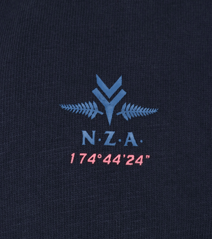 NZA Vest Dart Navy foto 1