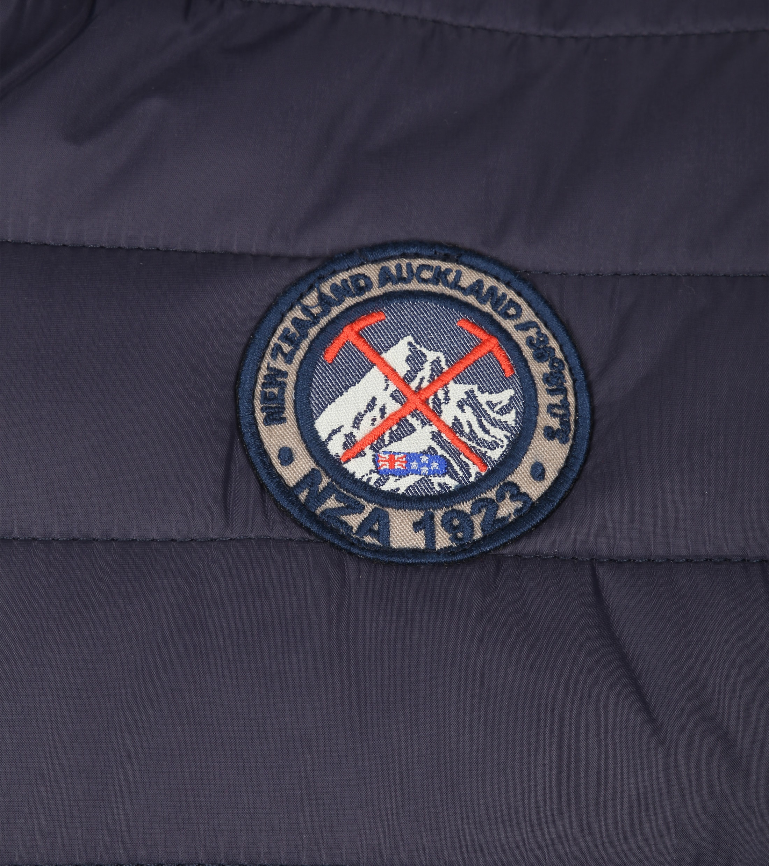 NZA Vest Mangaone Navy foto 2