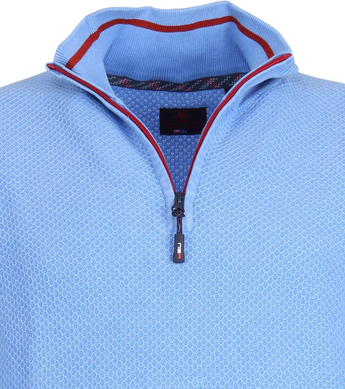 NZA Waihara Zipper Blue foto 1