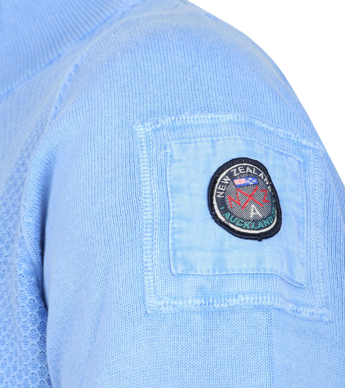 NZA Waihara Zipper Blue foto 3