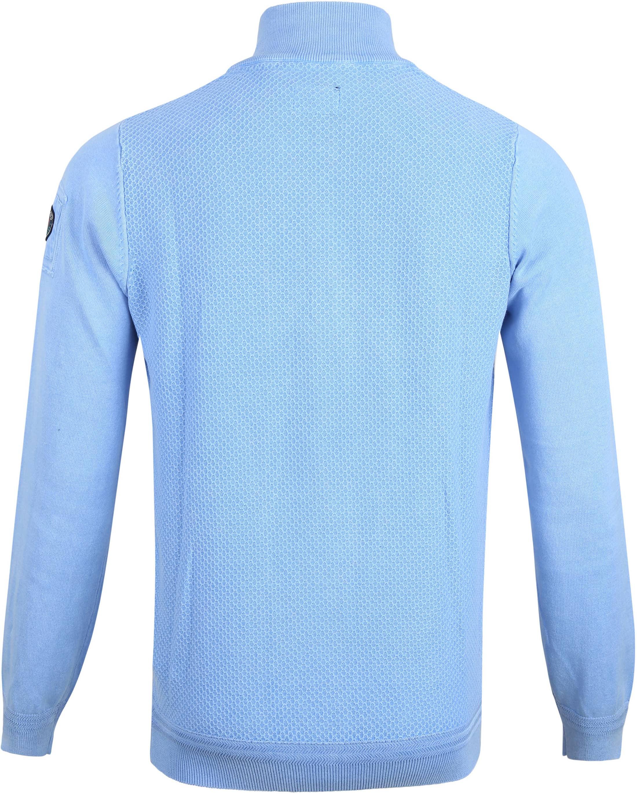 NZA Waihara Zipper Blue foto 4