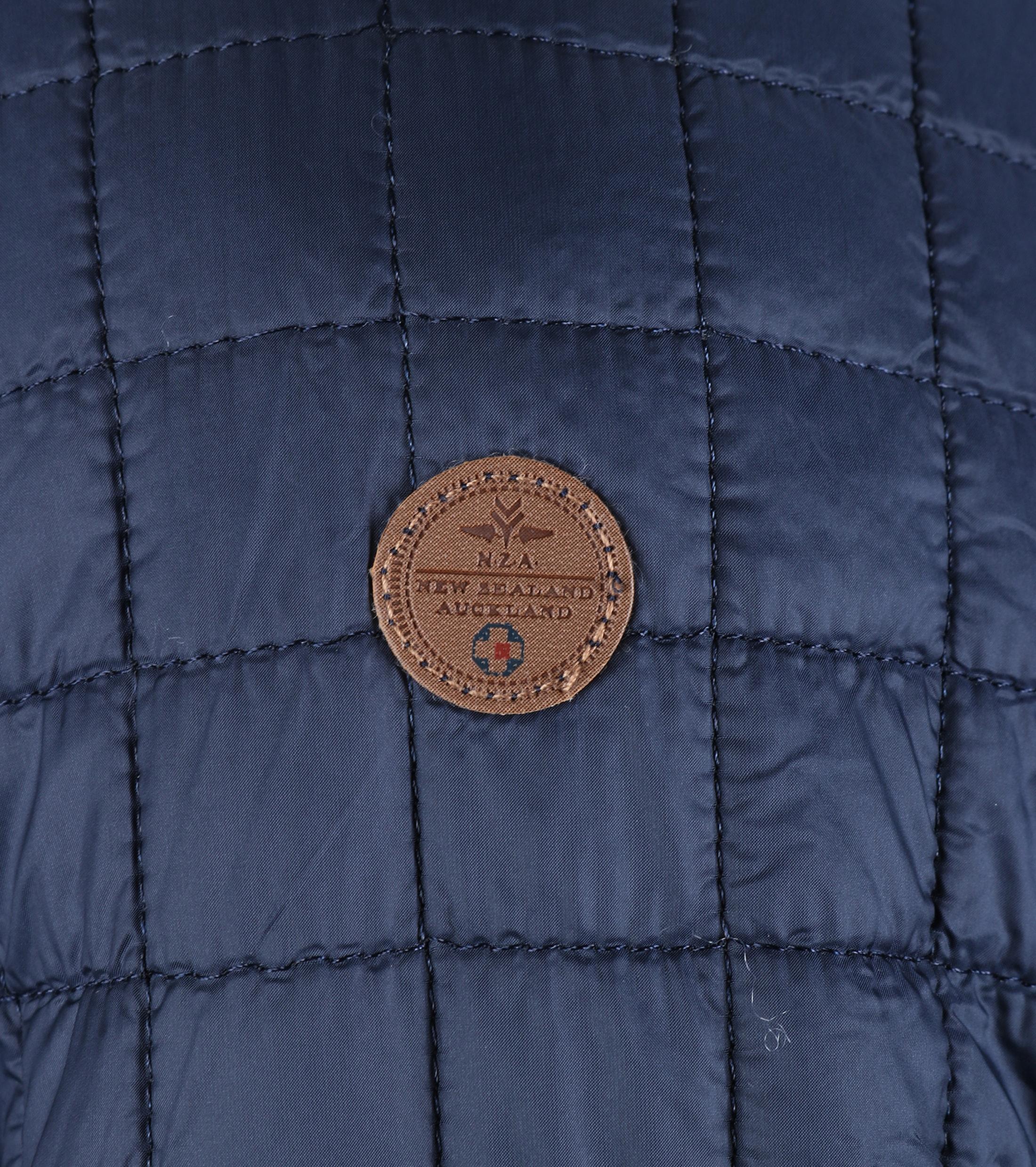 NZA Winterjas Donkerblauw 16HN802 foto 2