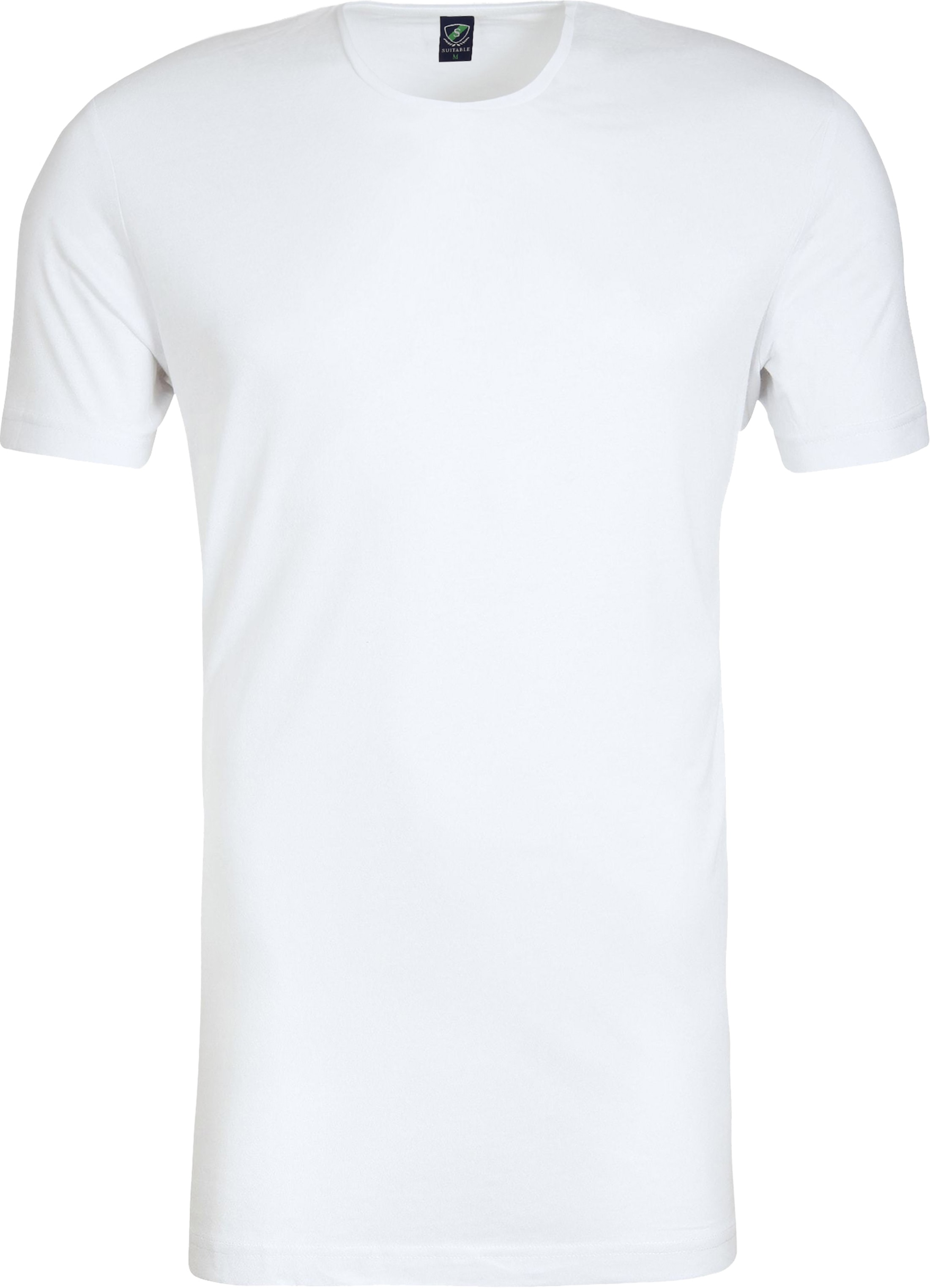 O-Neck 2-Pack Bamboo T-shirts foto 1