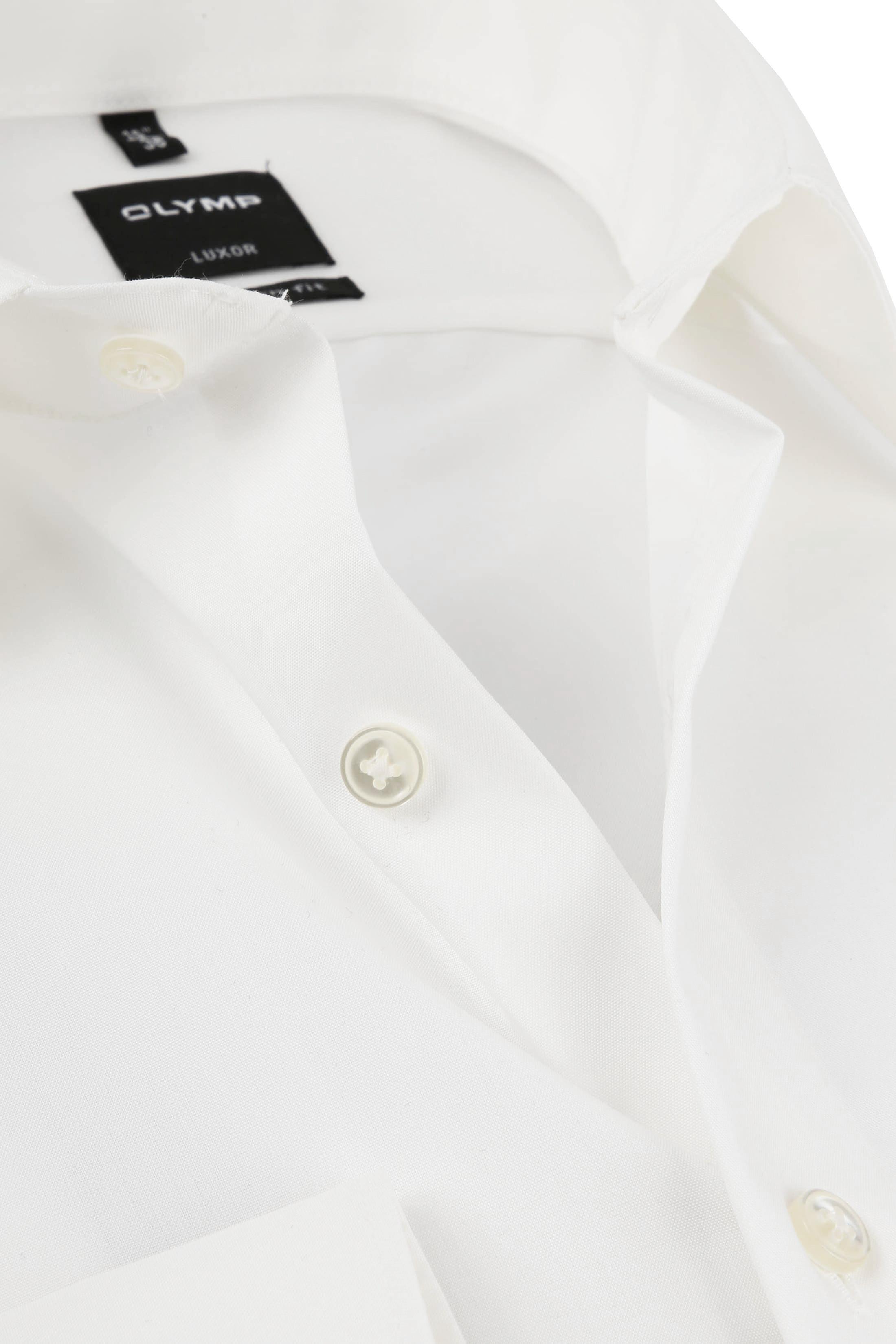 Olymp 7 Sleeve Wedding Shirt Ecru foto 1
