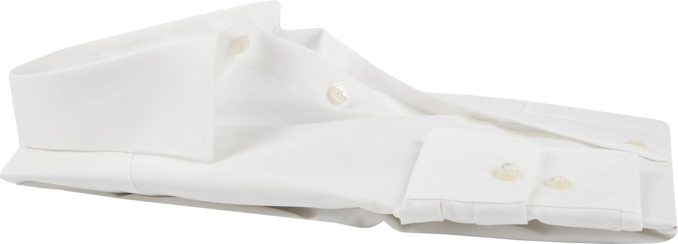 Olymp 7 Sleeve Wedding Shirt Ecru foto 3