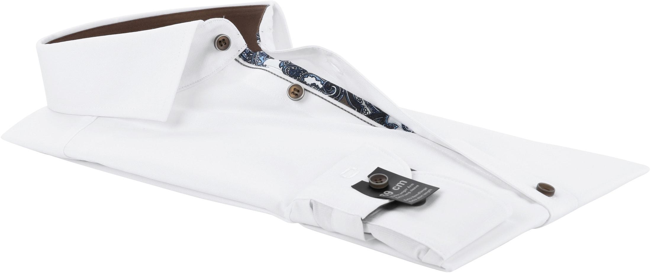 OLYMP Hemd Weiß BF Level 5 foto 3