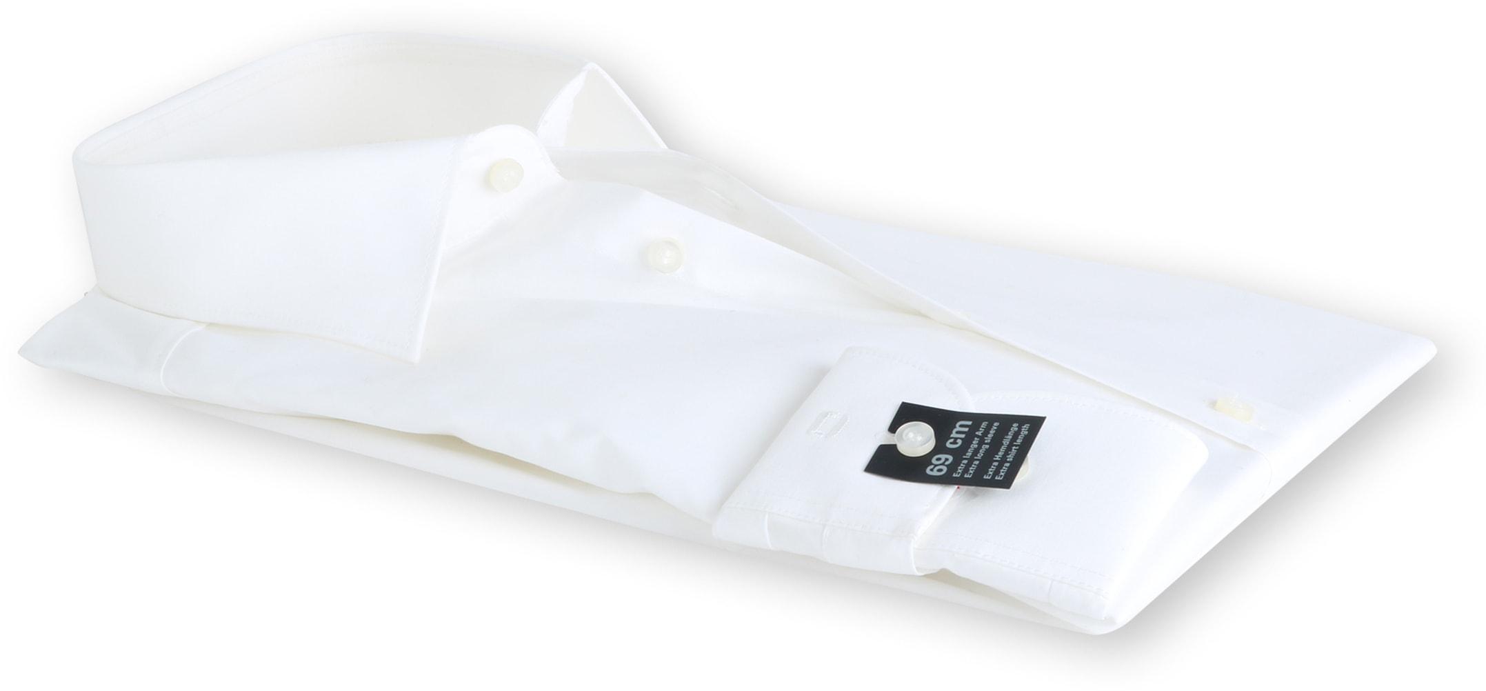 OLYMP Level Five Hemd Body Fit SL7 Off-White foto 4