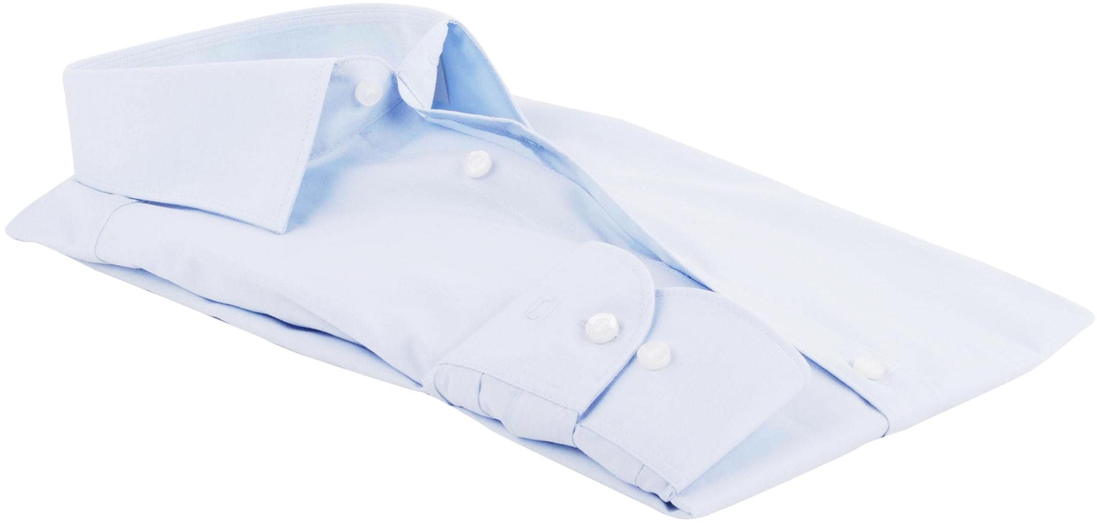 OLYMP Level Five Hemd Hellblau Body Fit