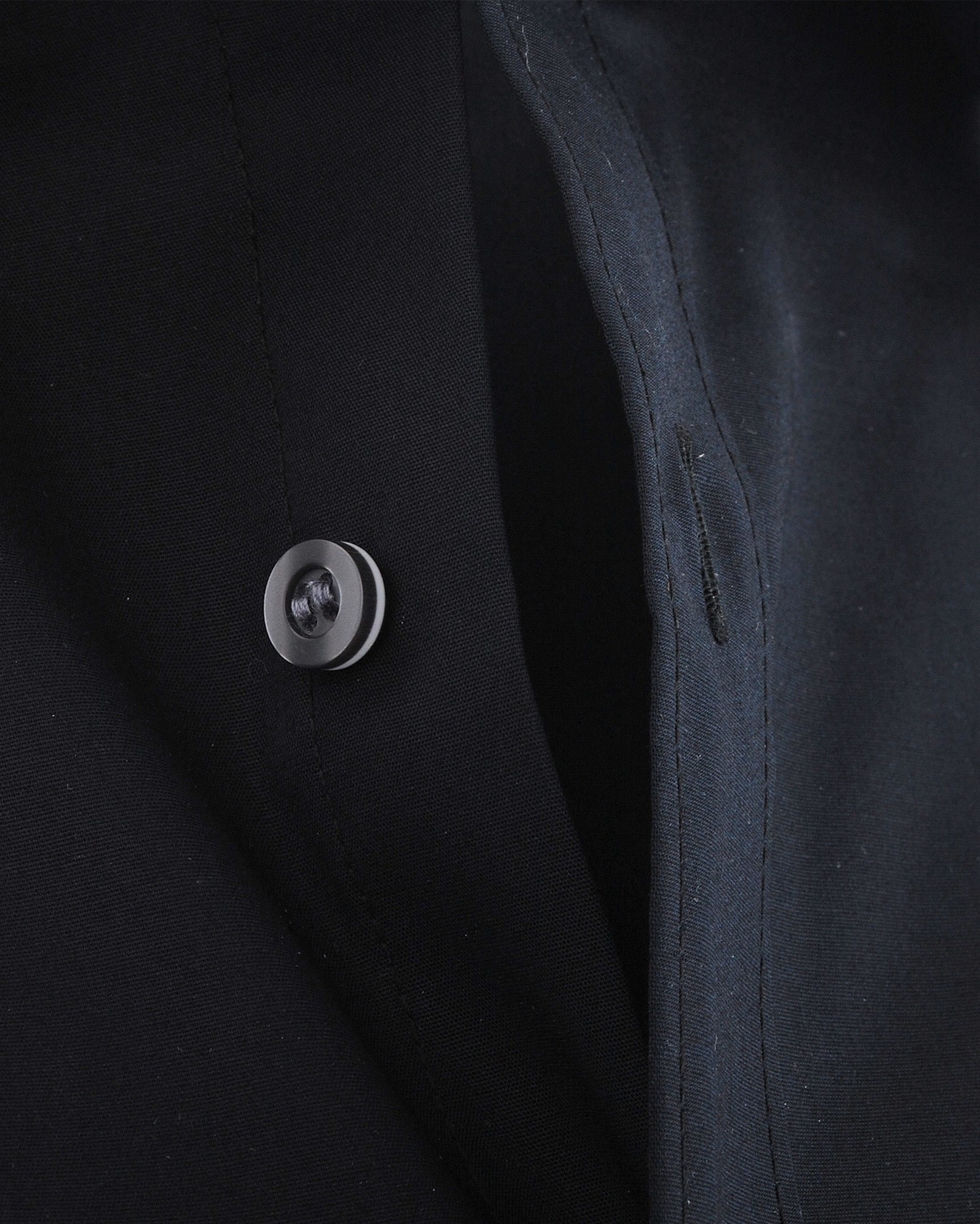 Olymp Level Five Shirt Body-Fit Black foto 2