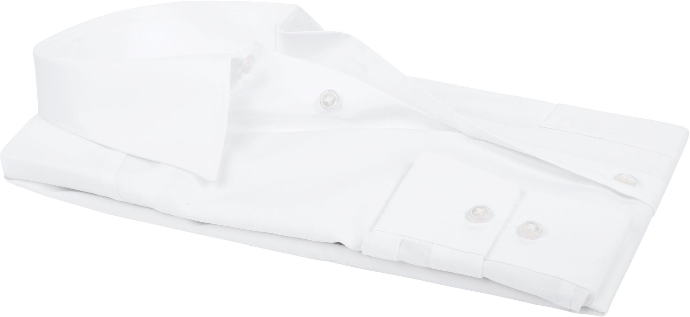 OLYMP Luxor Comfort Fit Overhemd Wit foto 3