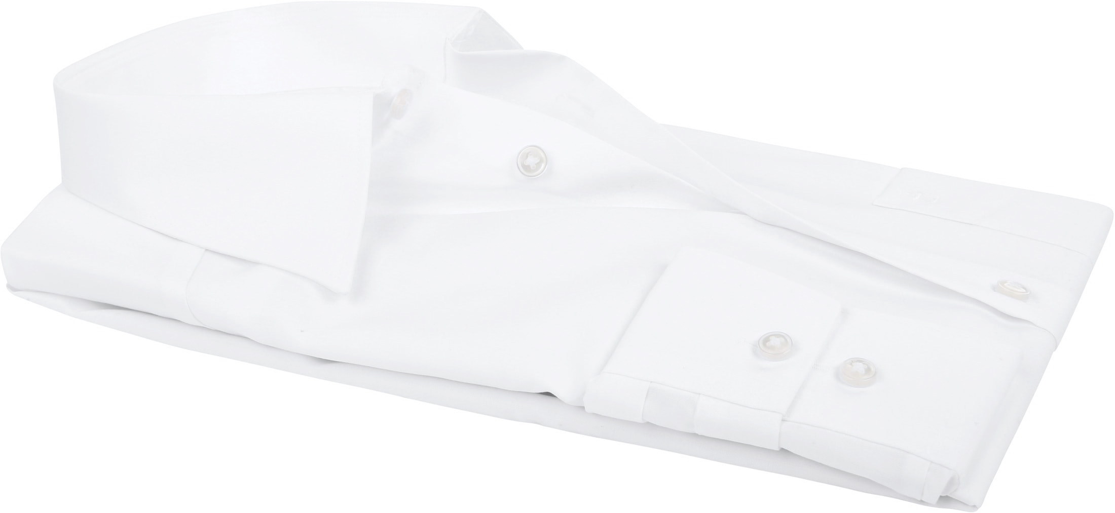 Olymp Luxor Comfort Fit Shirt White