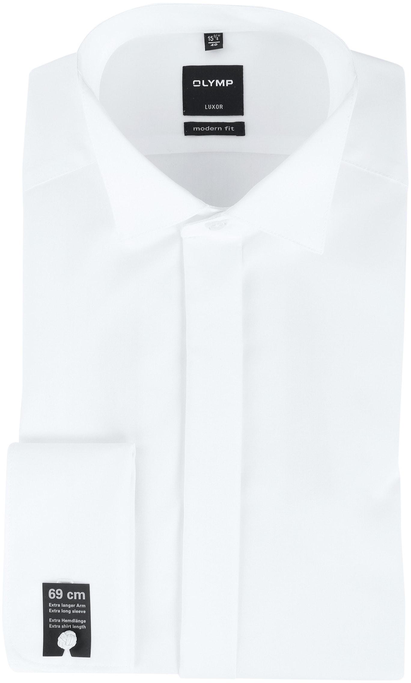 OLYMP Luxor MF Tuxedo Shirt SL7 foto 0
