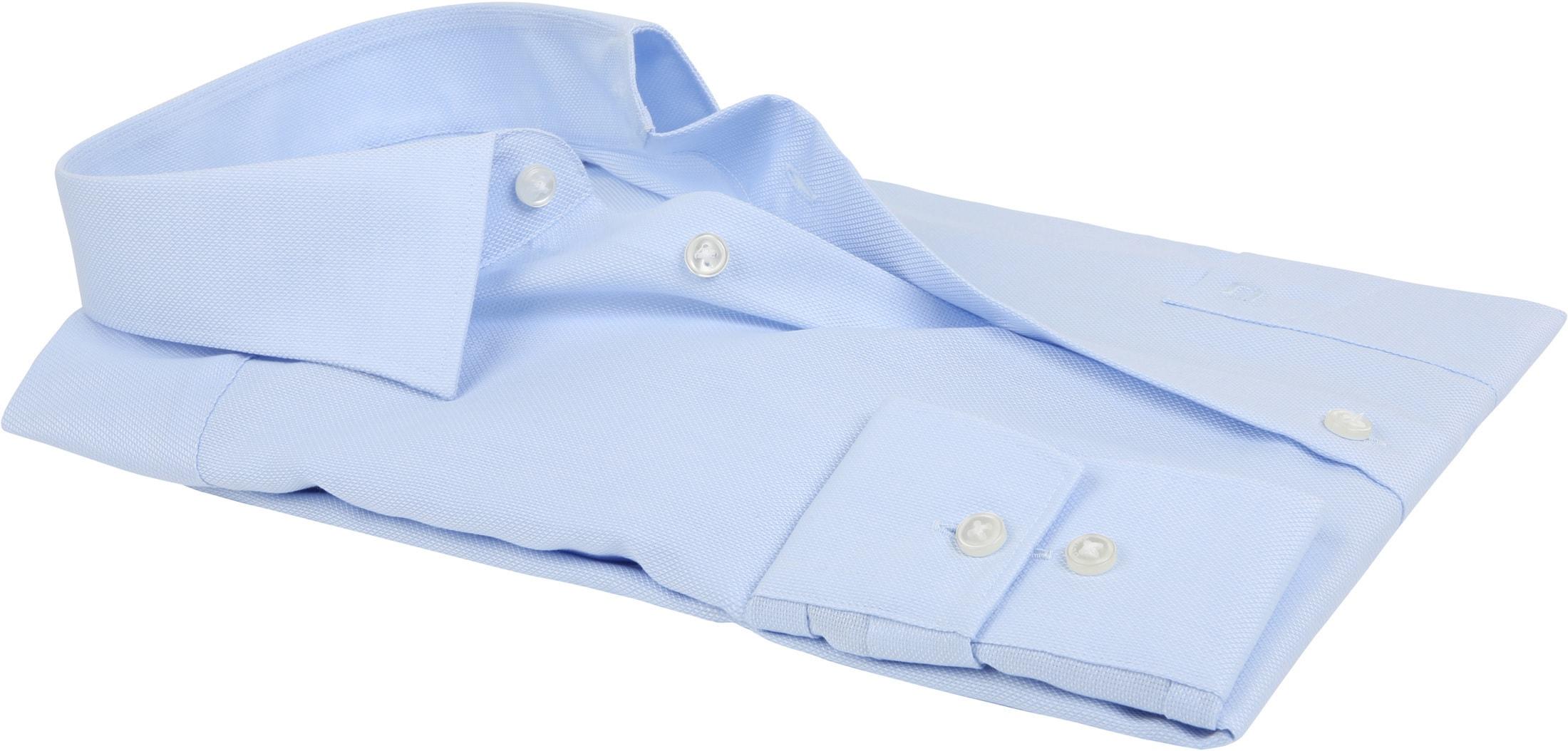 Olymp Luxor Shirt Blue Derby foto 3