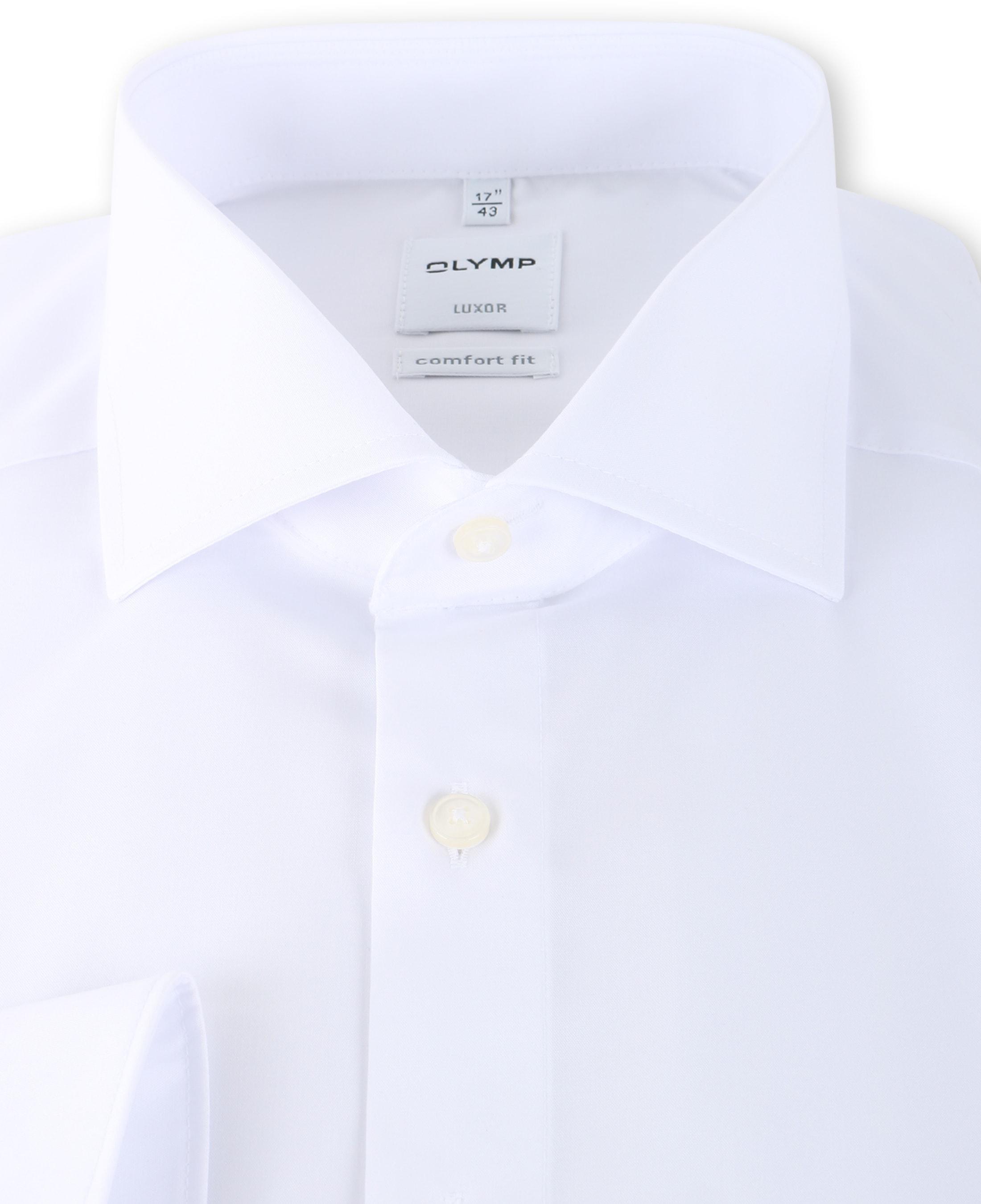 OLYMP Luxor Shirt Comfort Fit Cutaway foto 2