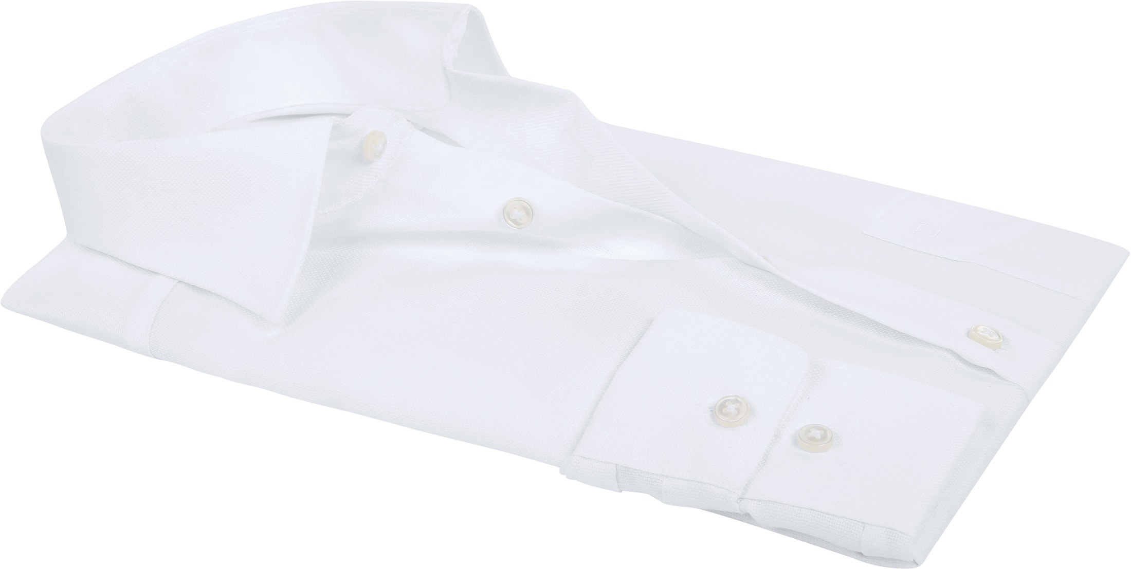 Olymp Luxor Shirt Modern Fit White foto 3