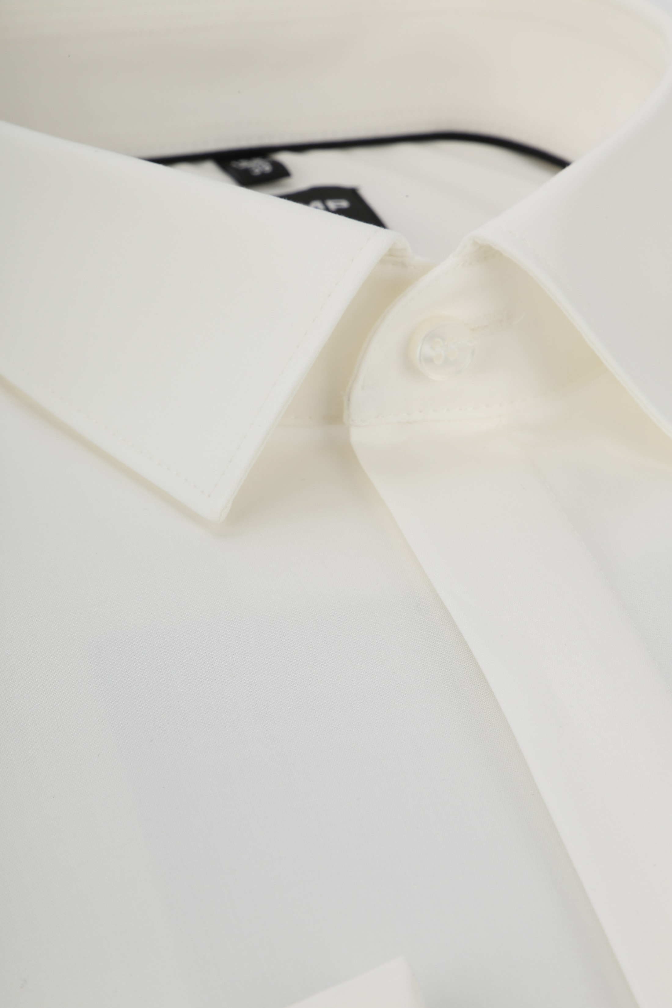 OLYMP No'6 Hochzeit Hemd SF Ecru foto 1