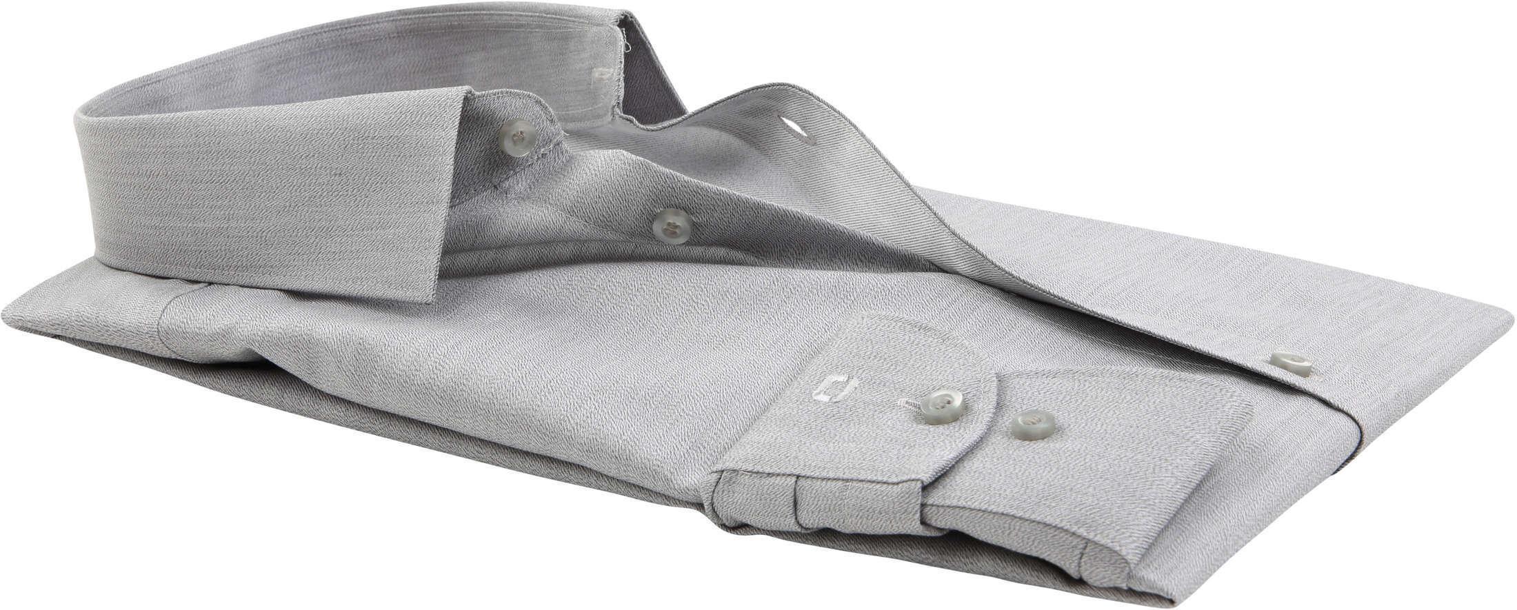 OLYMP Overhemd Level 5 Body-Fit Grijs foto 2