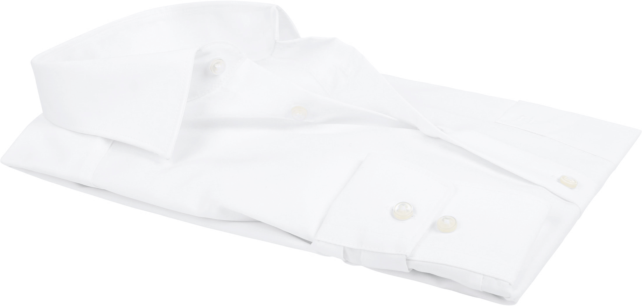 Olymp Overhemd Wit foto 3
