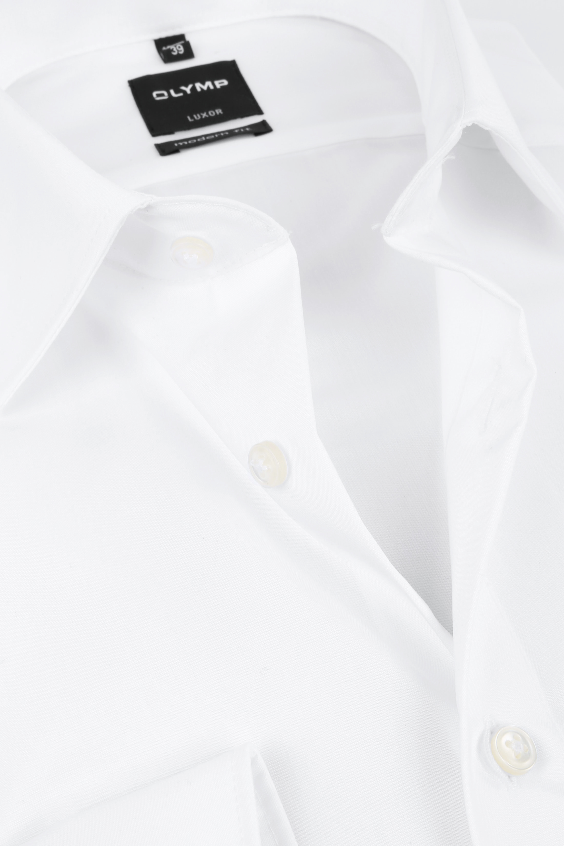 Olymp Overhemd Wit foto 1
