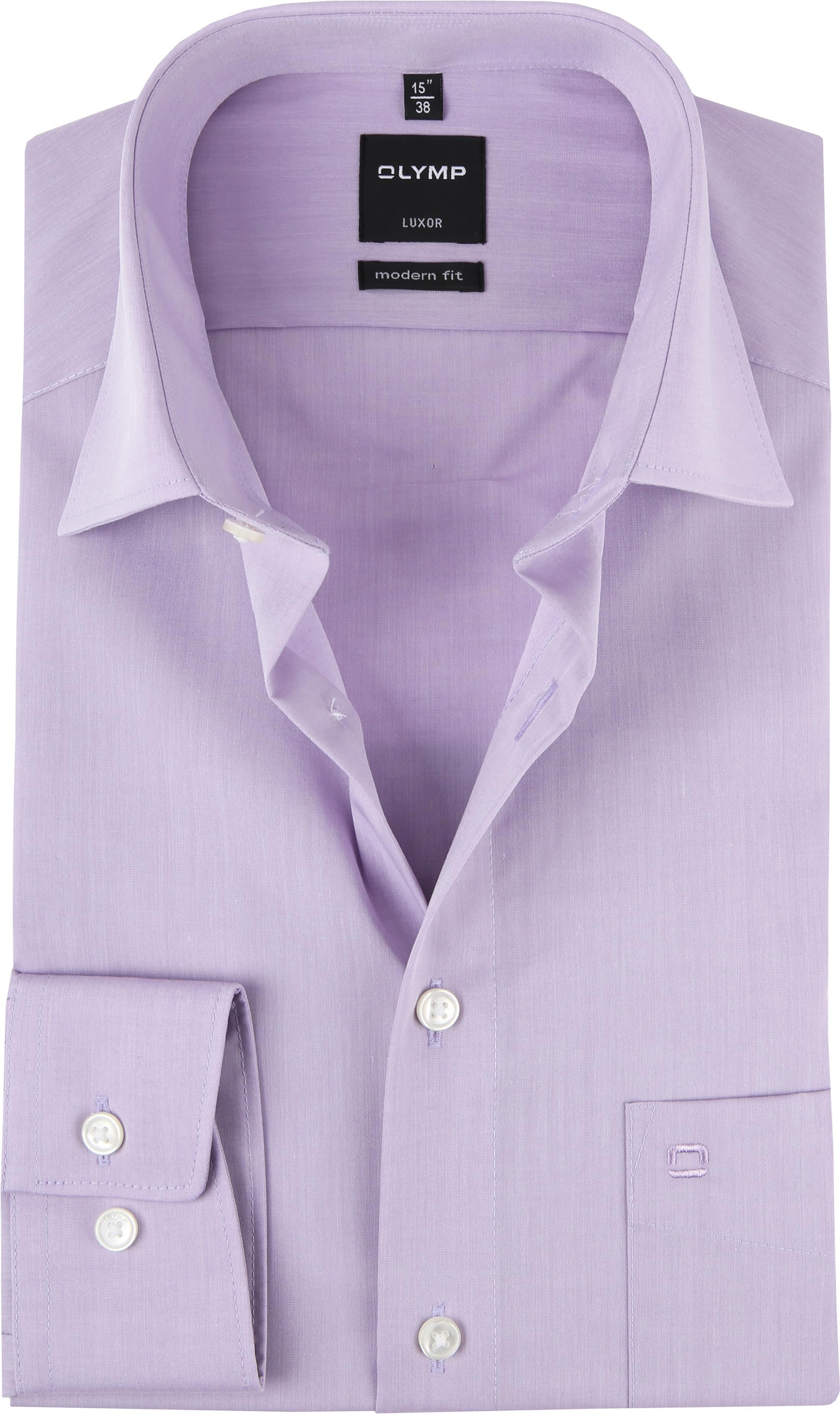 olymp shirt luxor modern fit pink 030464 order online. Black Bedroom Furniture Sets. Home Design Ideas