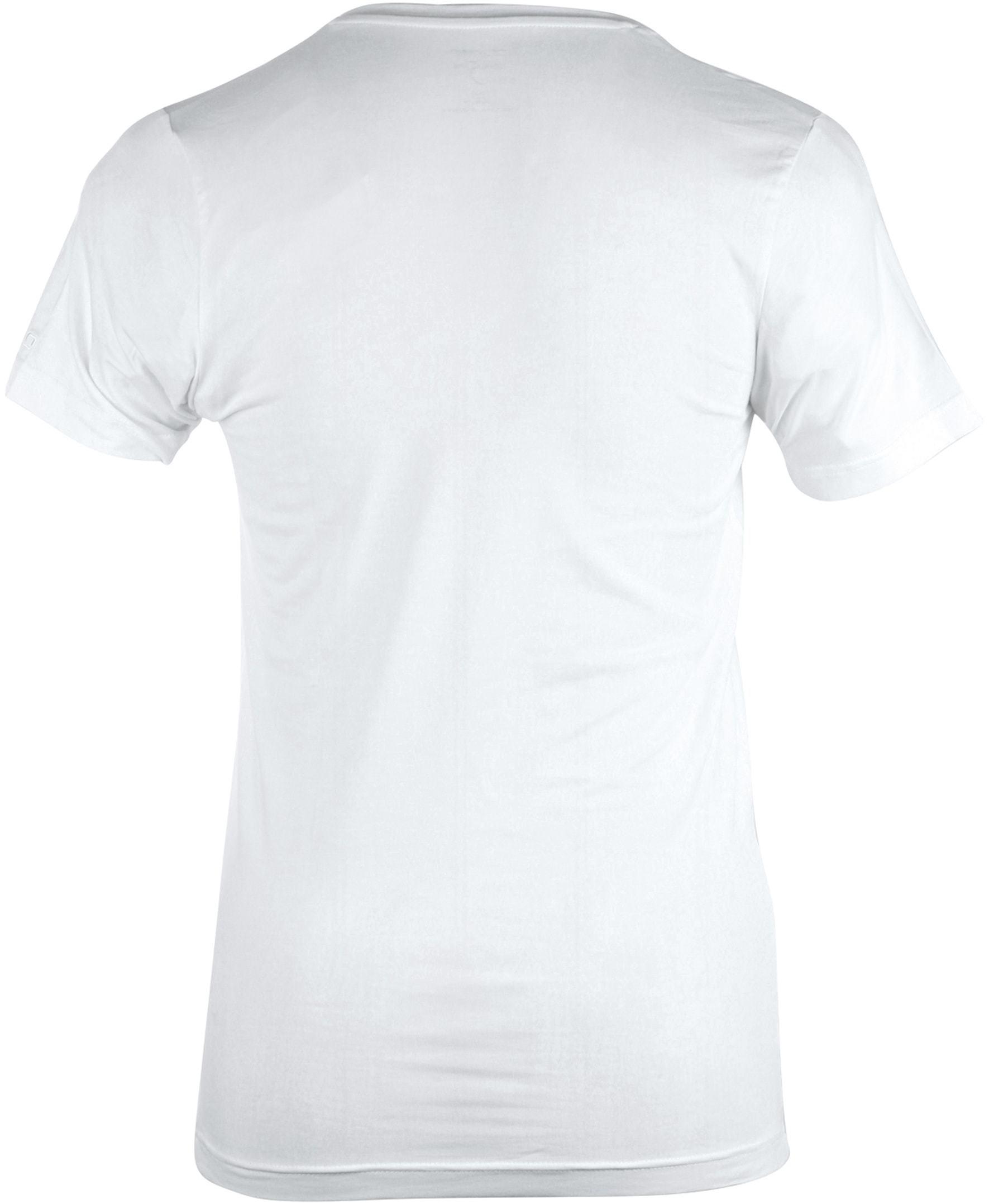 OLYMP T-Shirt Diepe V-Hals Stretch foto 1